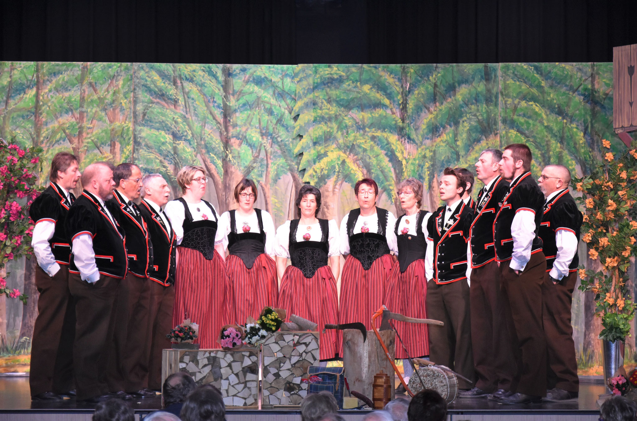 Jodlerchörli Gysaufluh Burgdorf