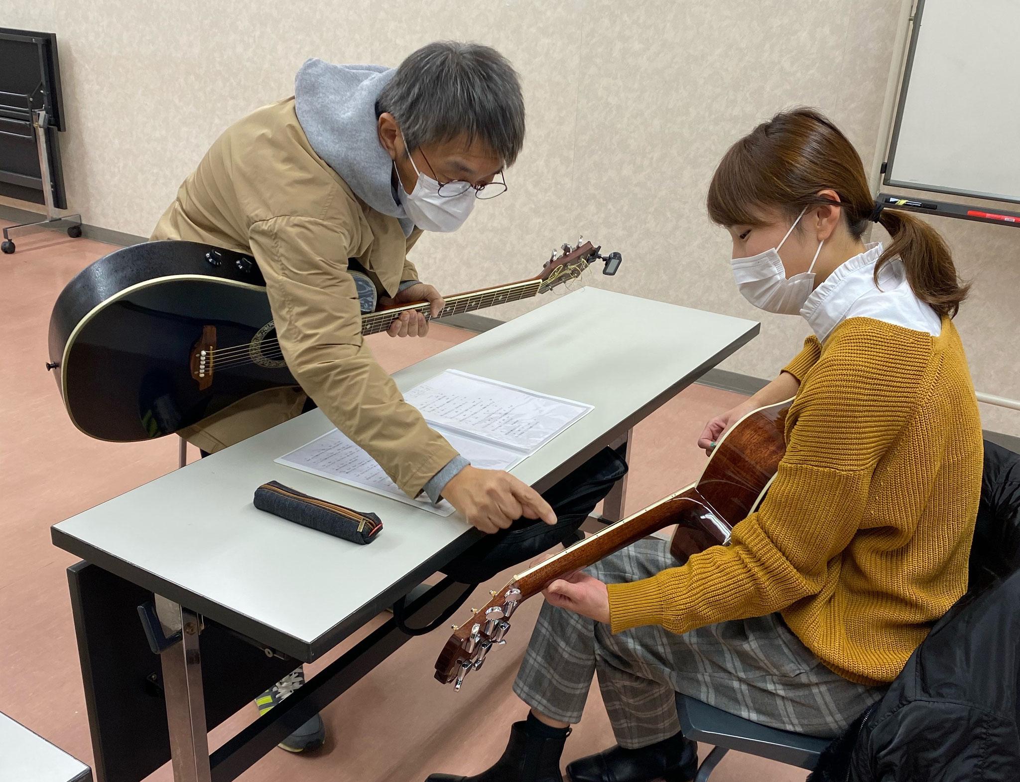 86 初心者のためのギター講座
