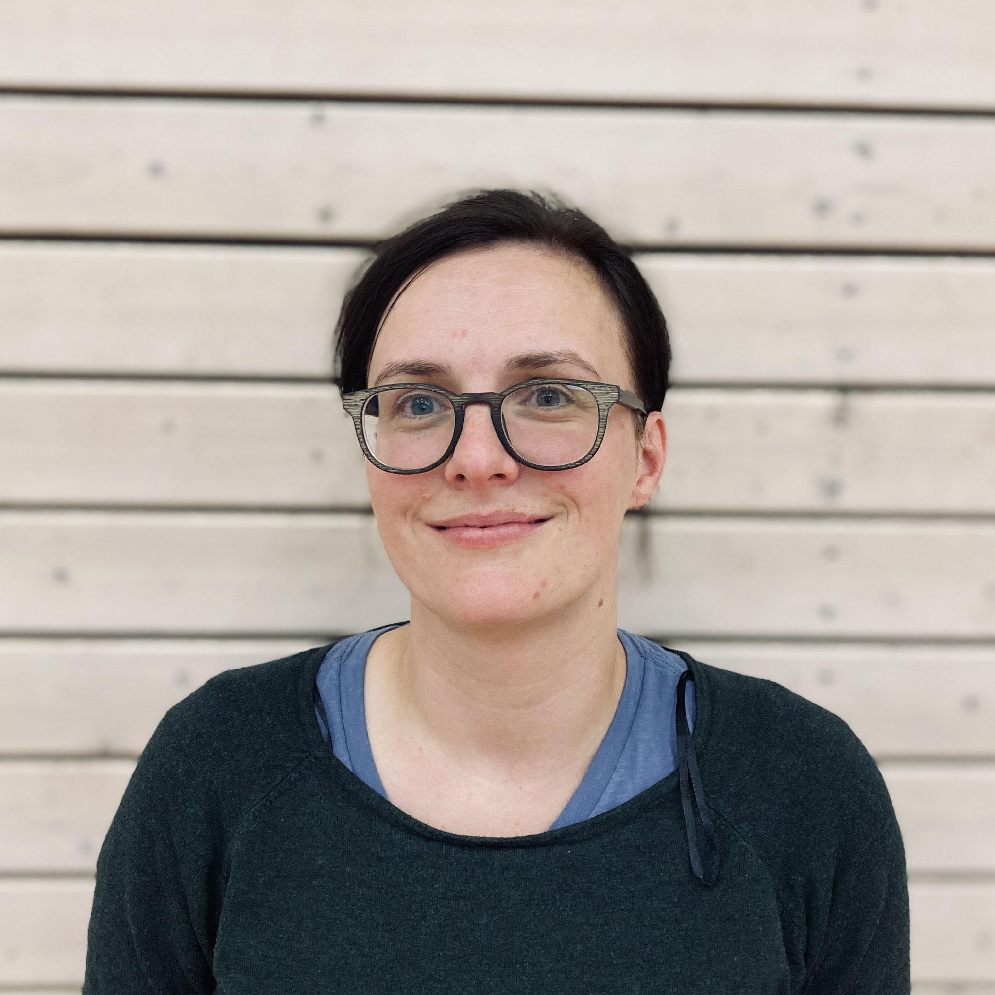 Ines Aubel (MINERS-Coach)
