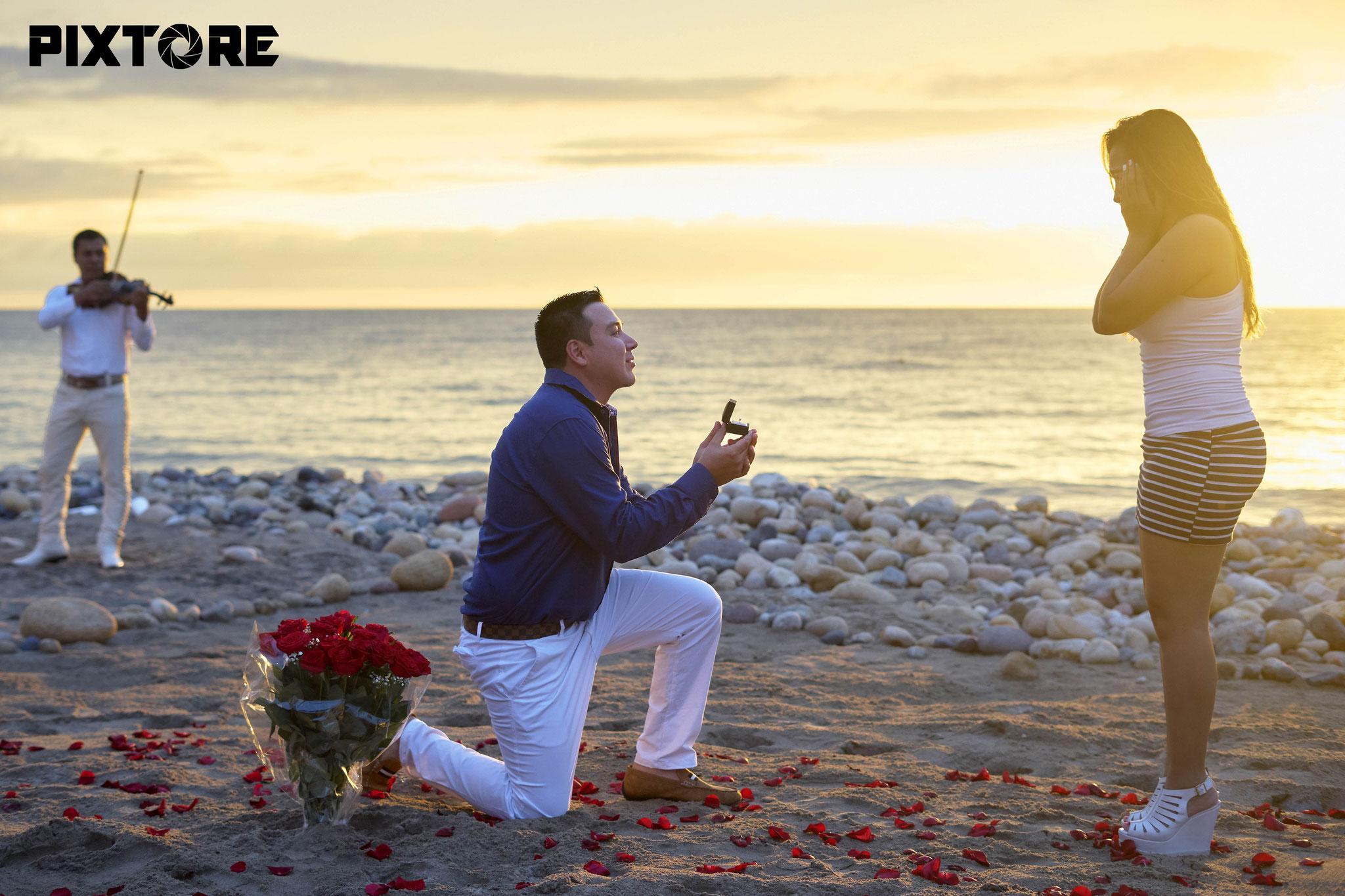propuesta de matrimonio Puerto Vallarta