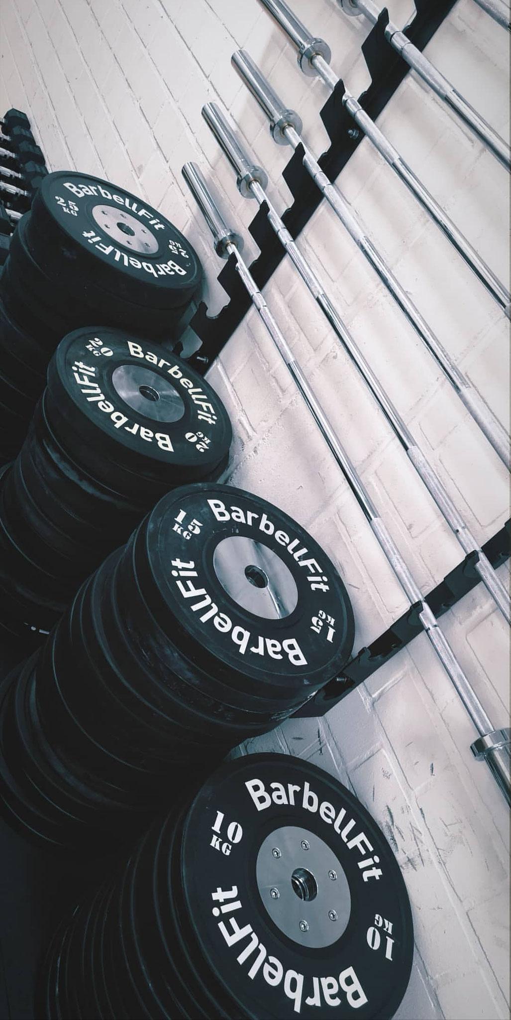 BarbellFit Plates