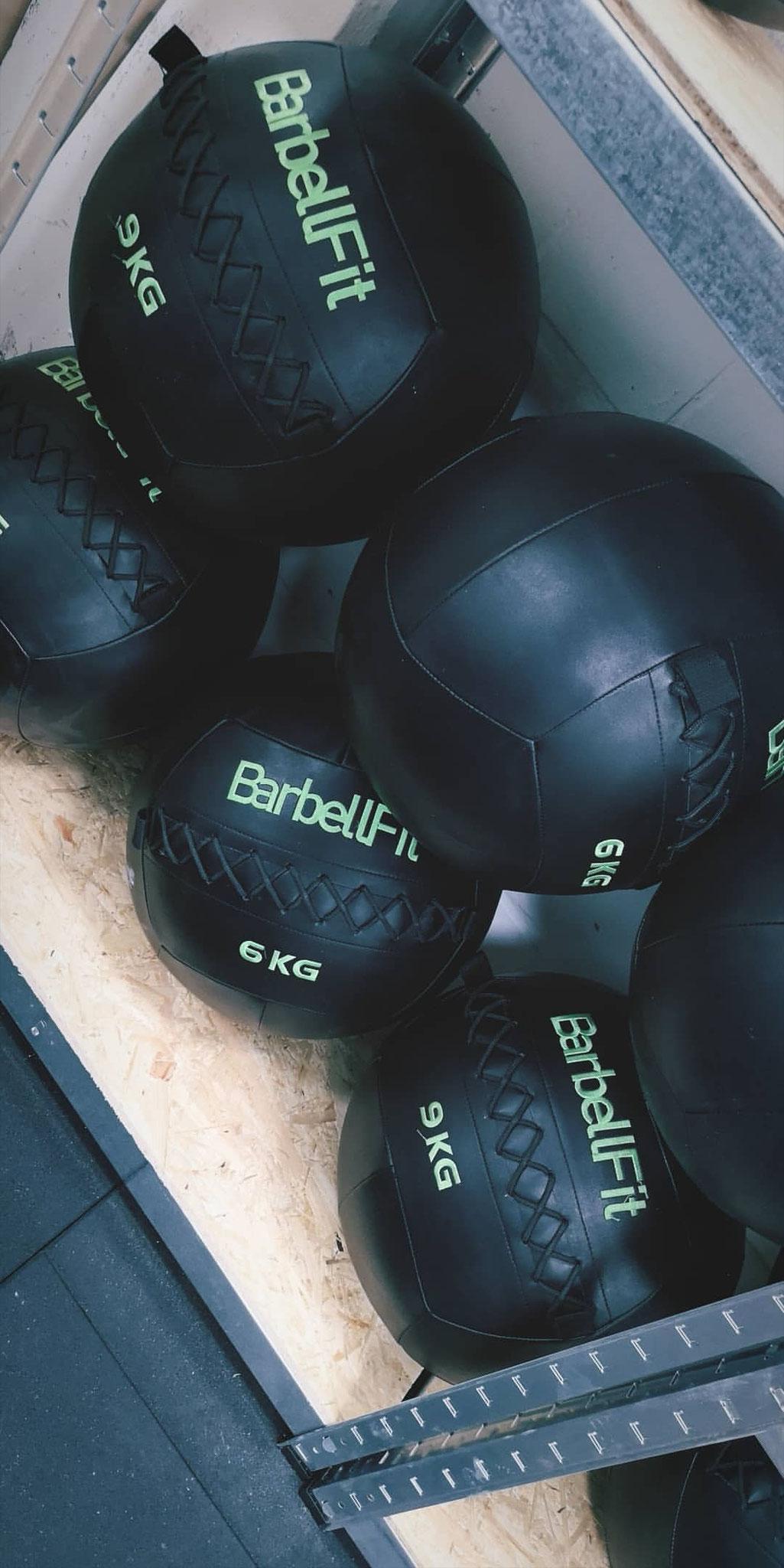 Barbellfit MedBalls
