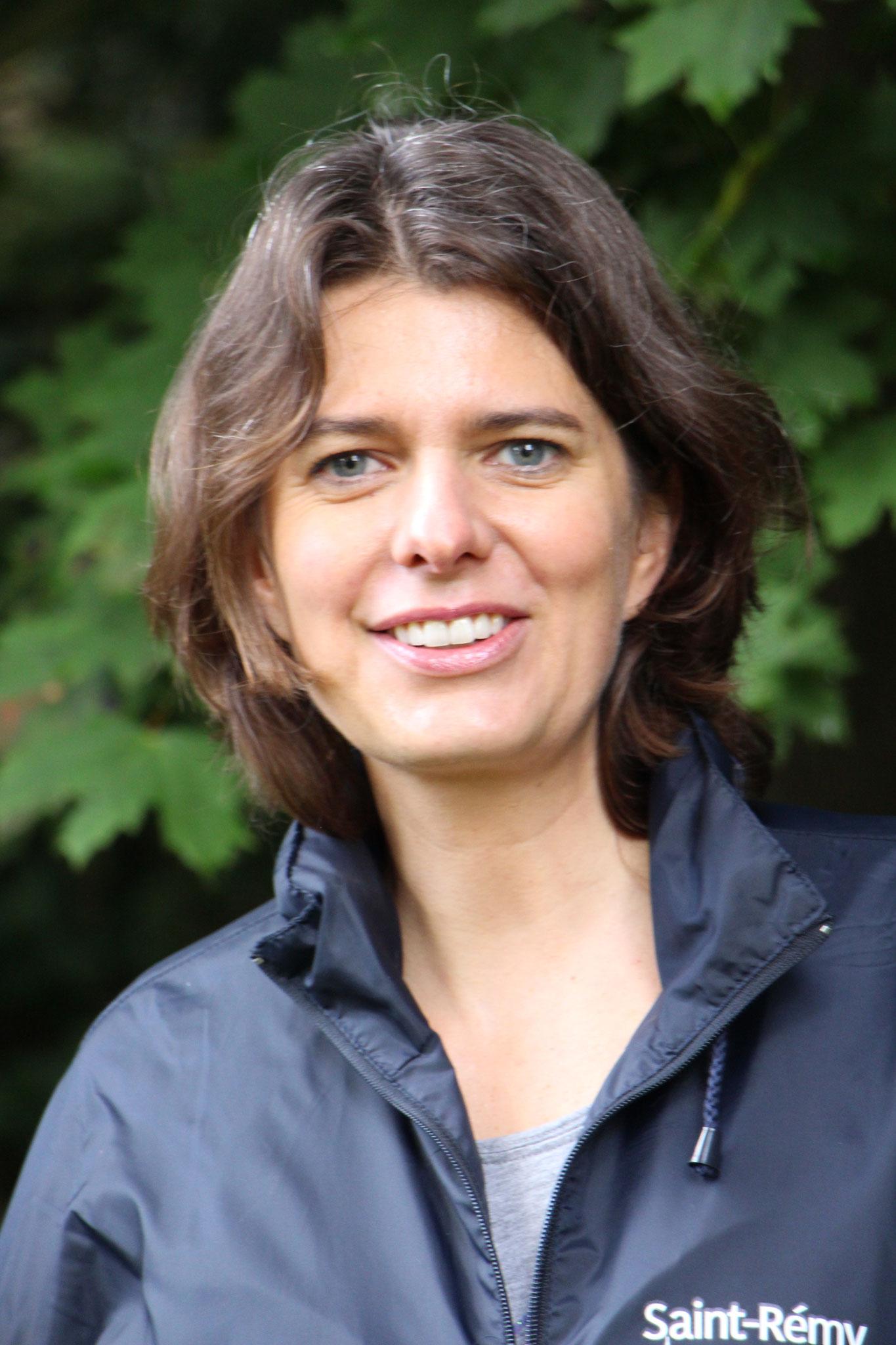 Sophie Minec, 43 ans, Directrice adjointe Etudes Tunnels dans le BTP