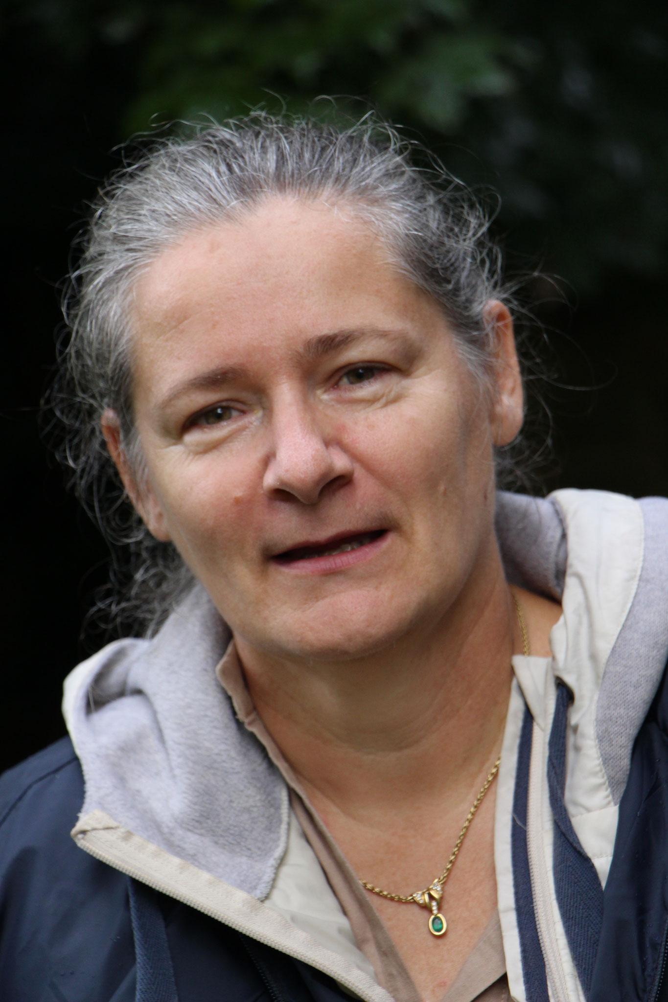 Françoise Brunet, 52 ans, 3 enfants, quartier du Rhodon