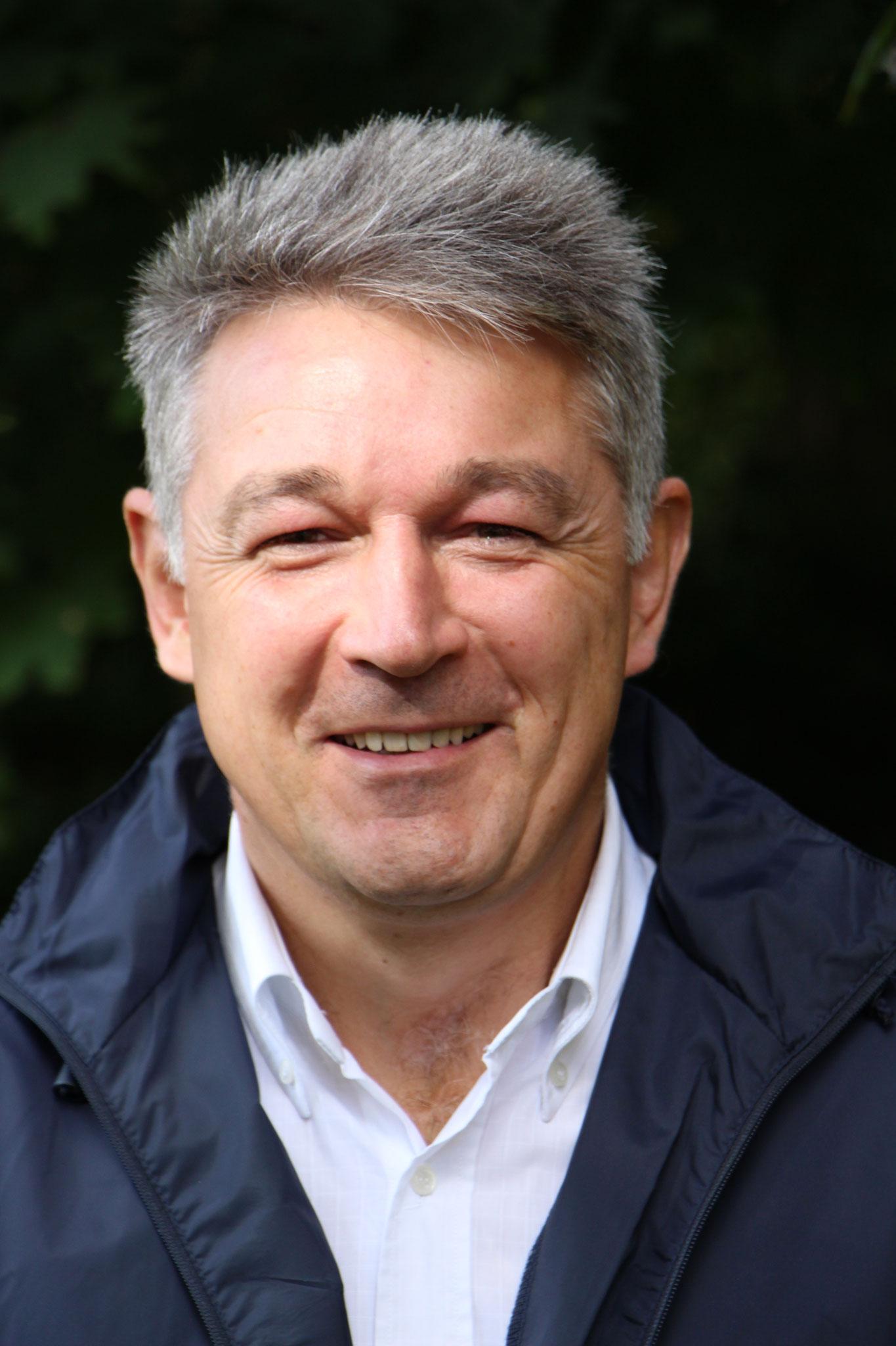 François Moriamez, 46 ans, Directeur Général d'une société d'électronique