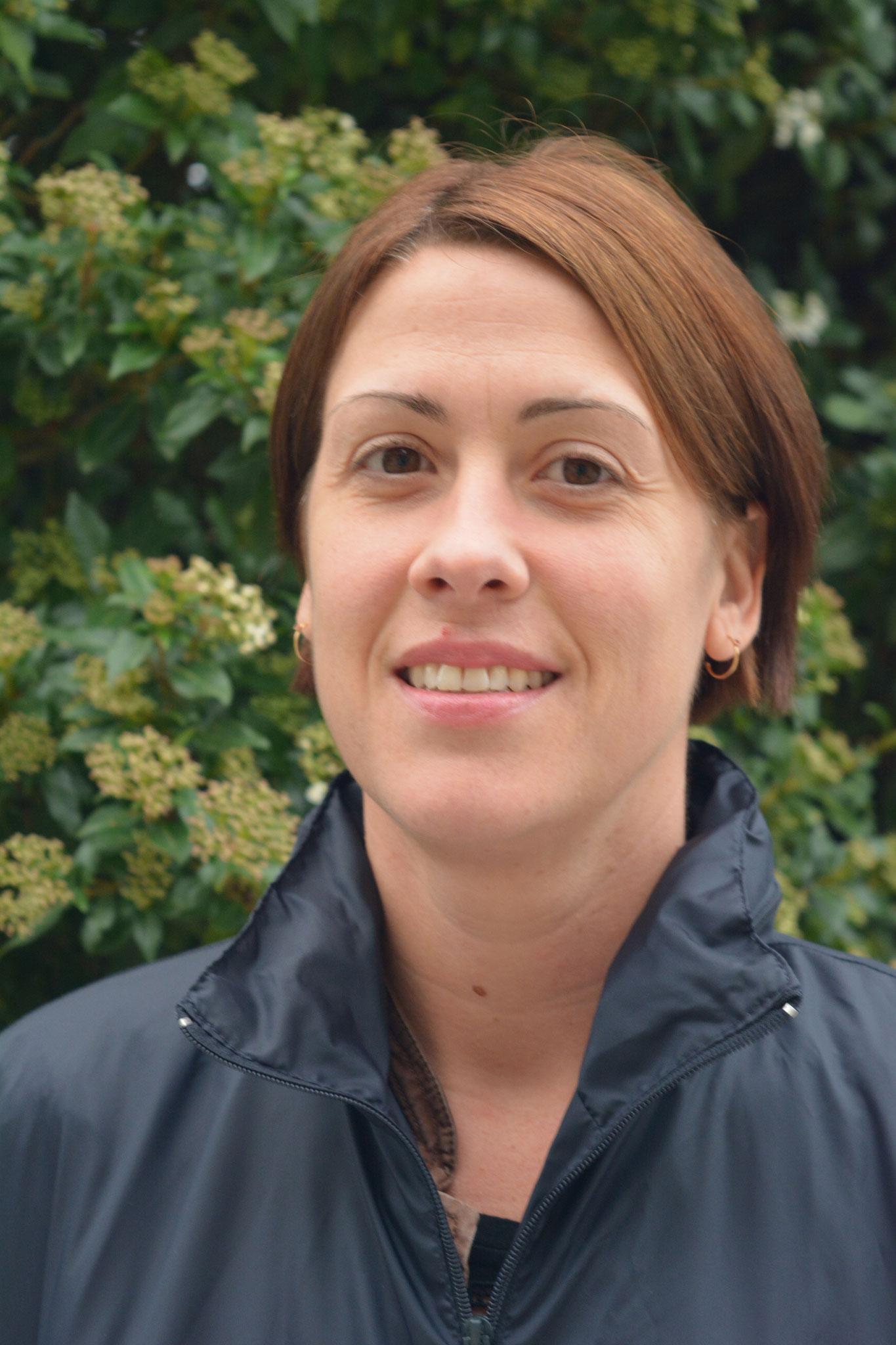 Caroline Pélicot Peyronnet, 38 ans, Responsable Relations Publiques