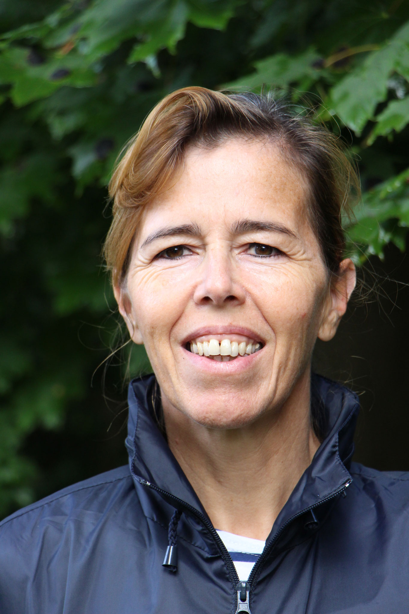 Sylvie Morvan, 50 ans, Pilote de l'air