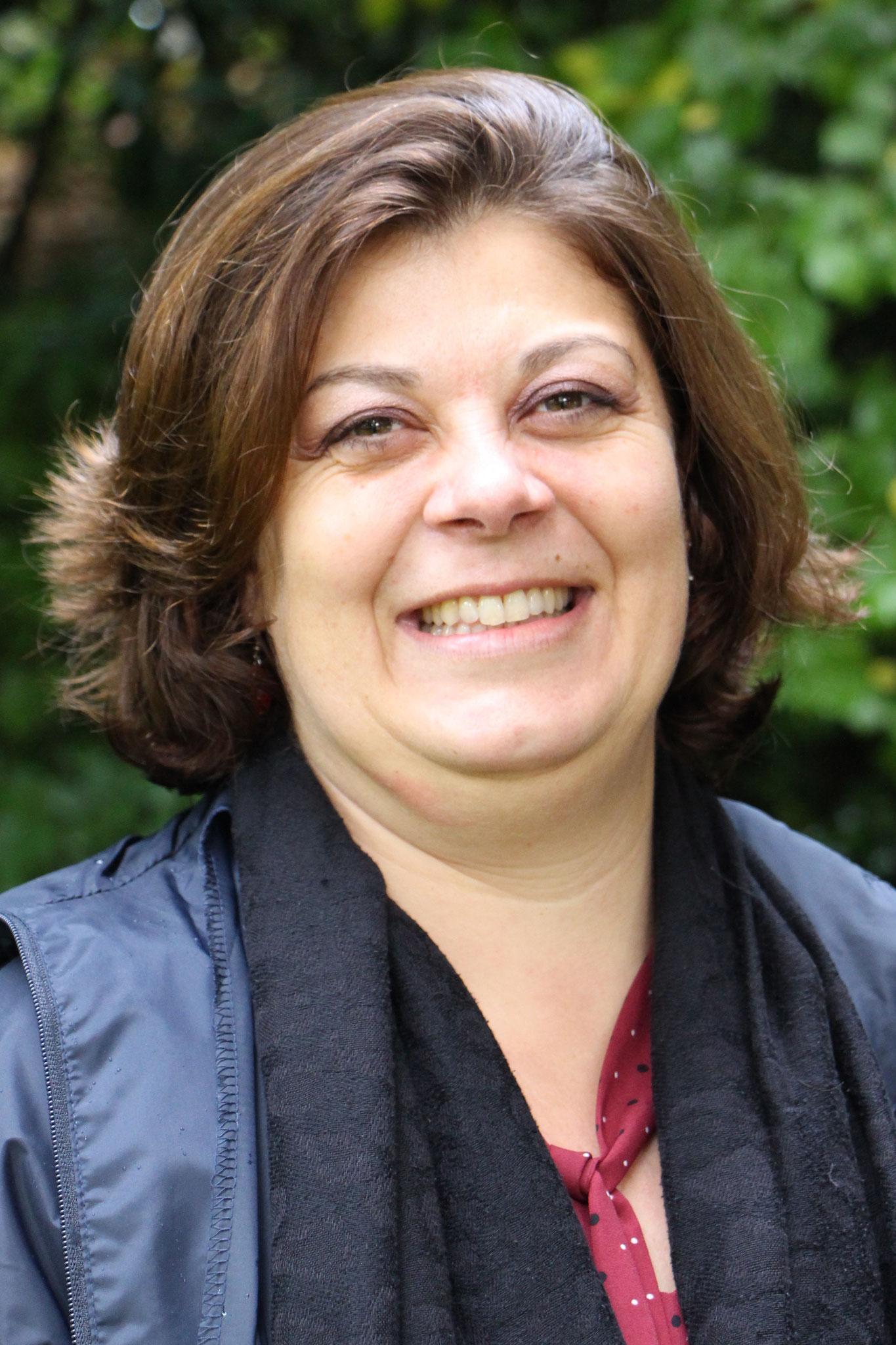 Caroline Ruelle Peyronnet, 42 ans, Responsable administration des ventes dans l'automobile