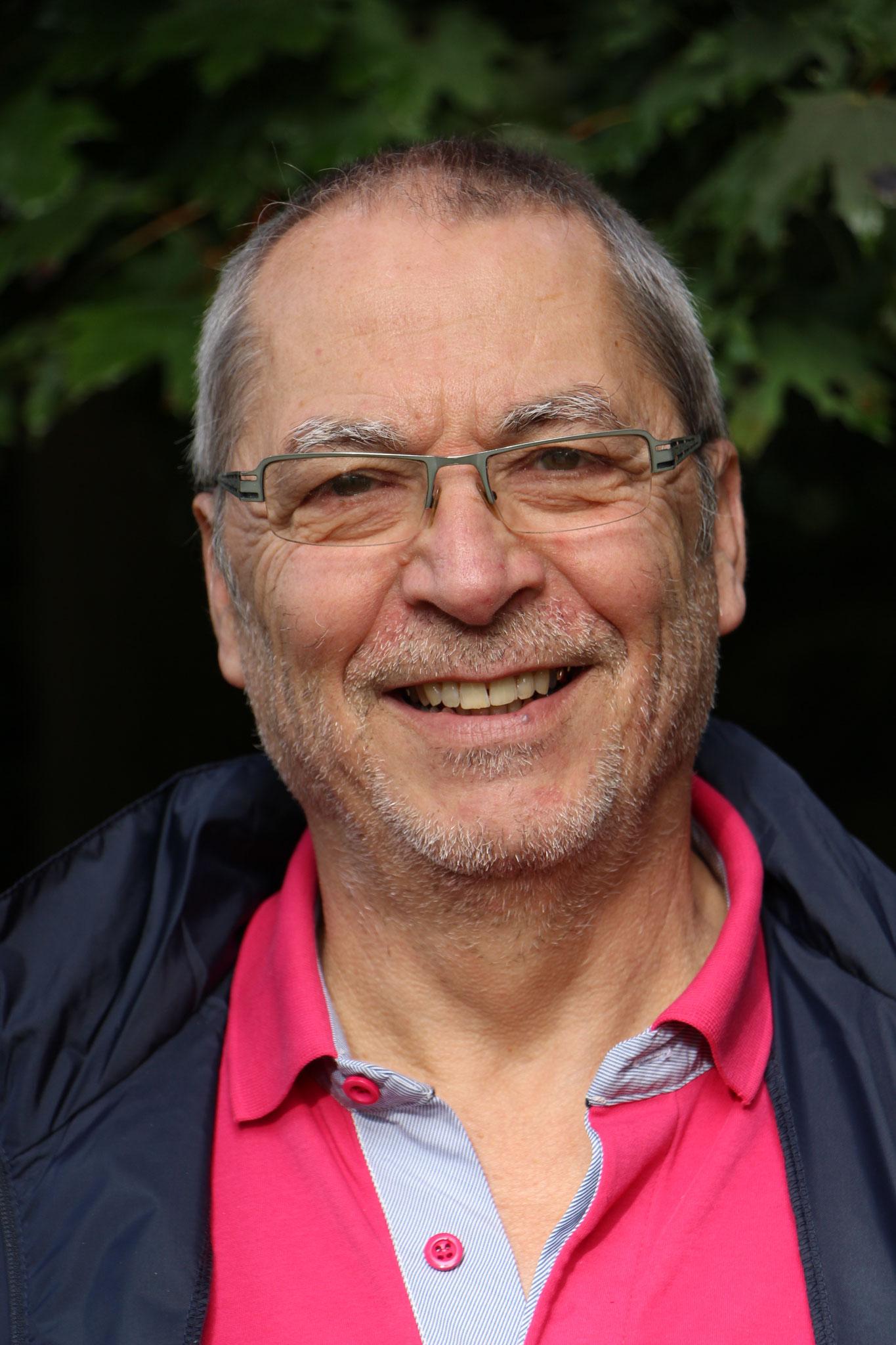 Claude Le Mogne, 67 ans, La Guieterie