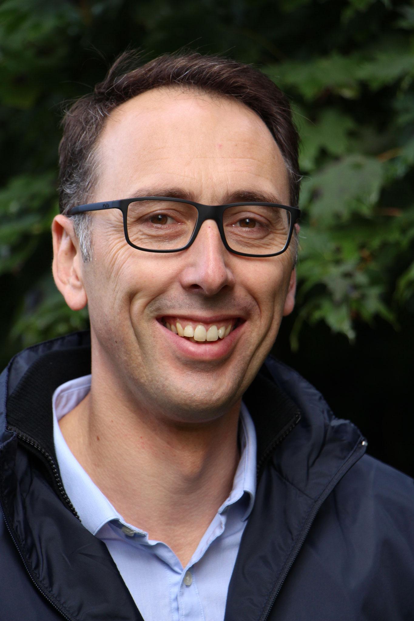 Benoit Mouchel-Drillot, 40 ans, 2 enfants, quartier la butte à monseigneur