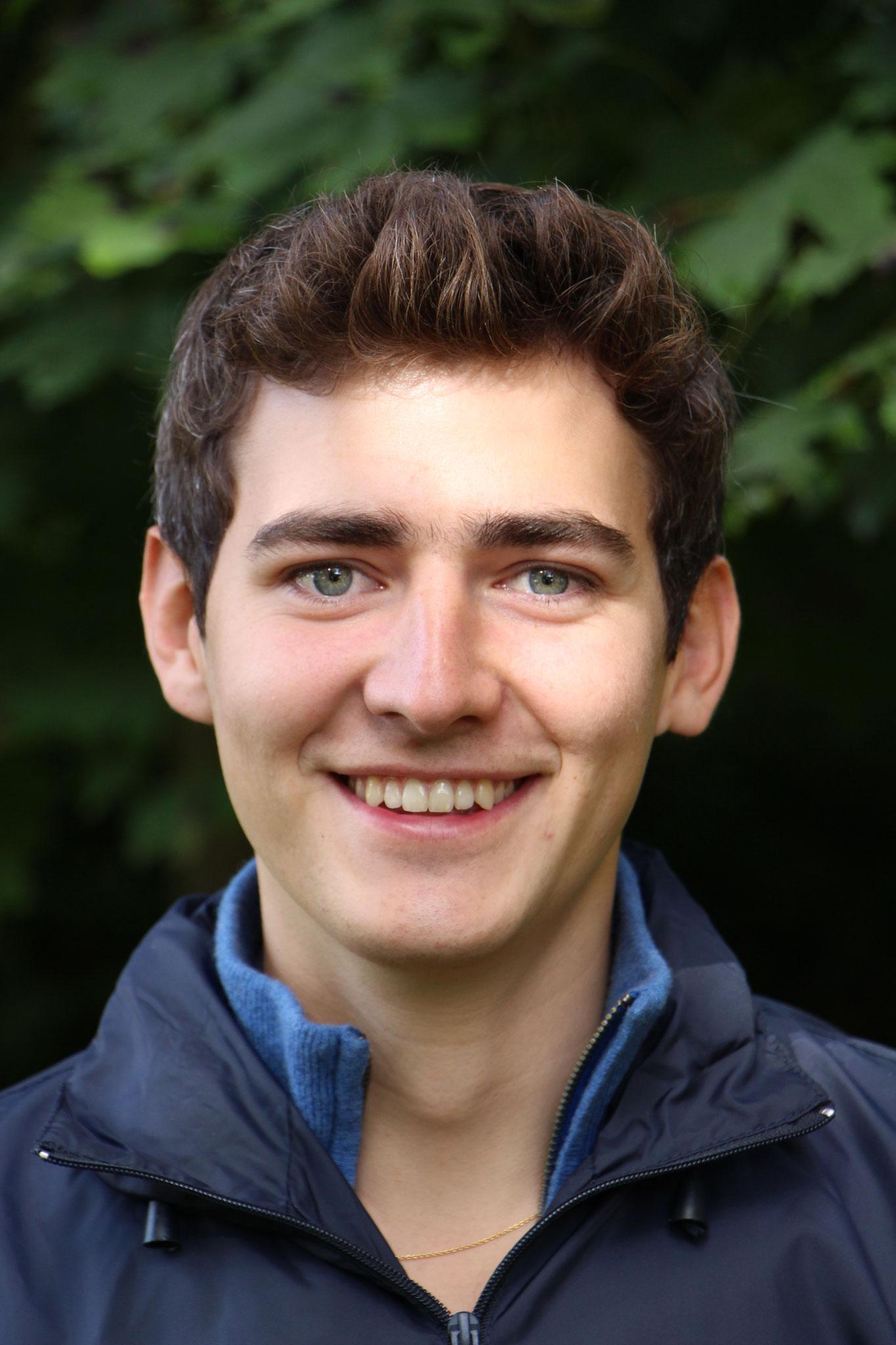 Urbain de La Rochefoucauld, 21 ans, Etudiant en école de commerce & Fromager