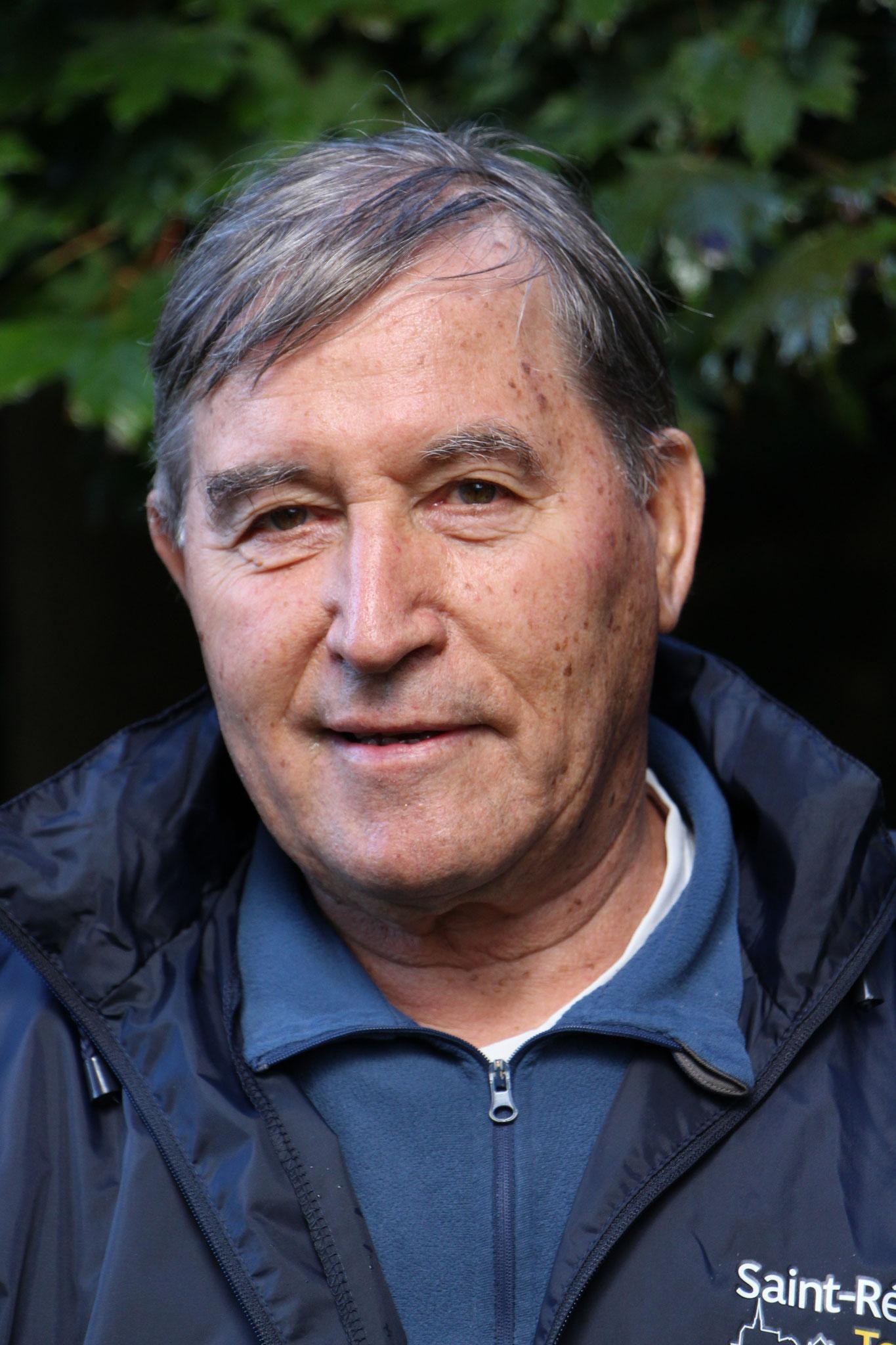 Raymond Gérard, 77 ans, 3 enfants, Beauséjour