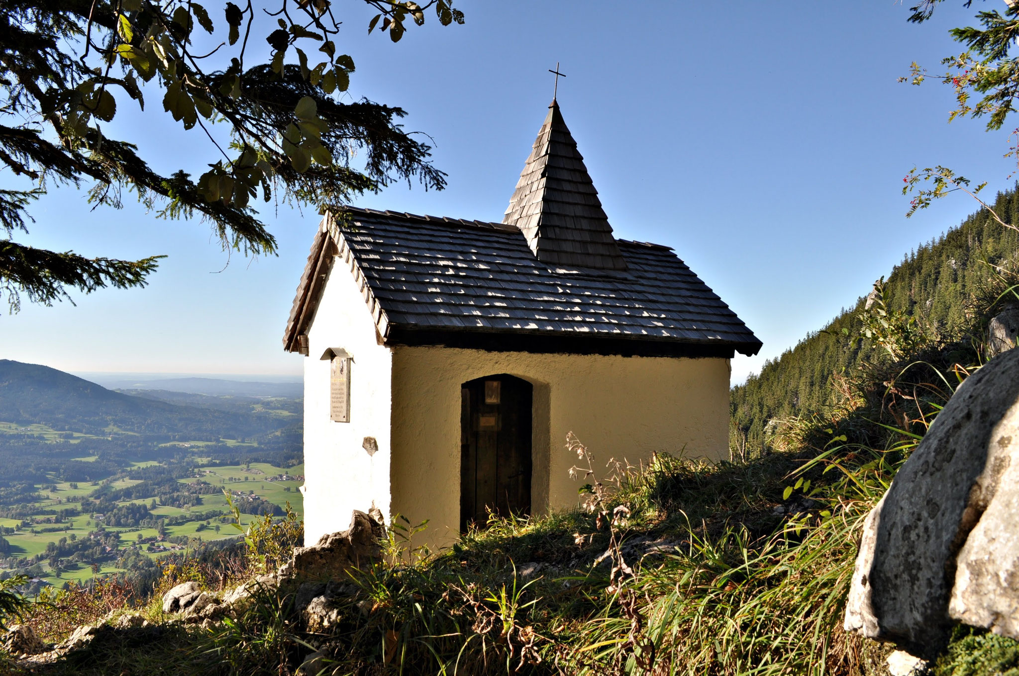 Greinhof Birkenstein - Hauskapelle an Feuerhörndl