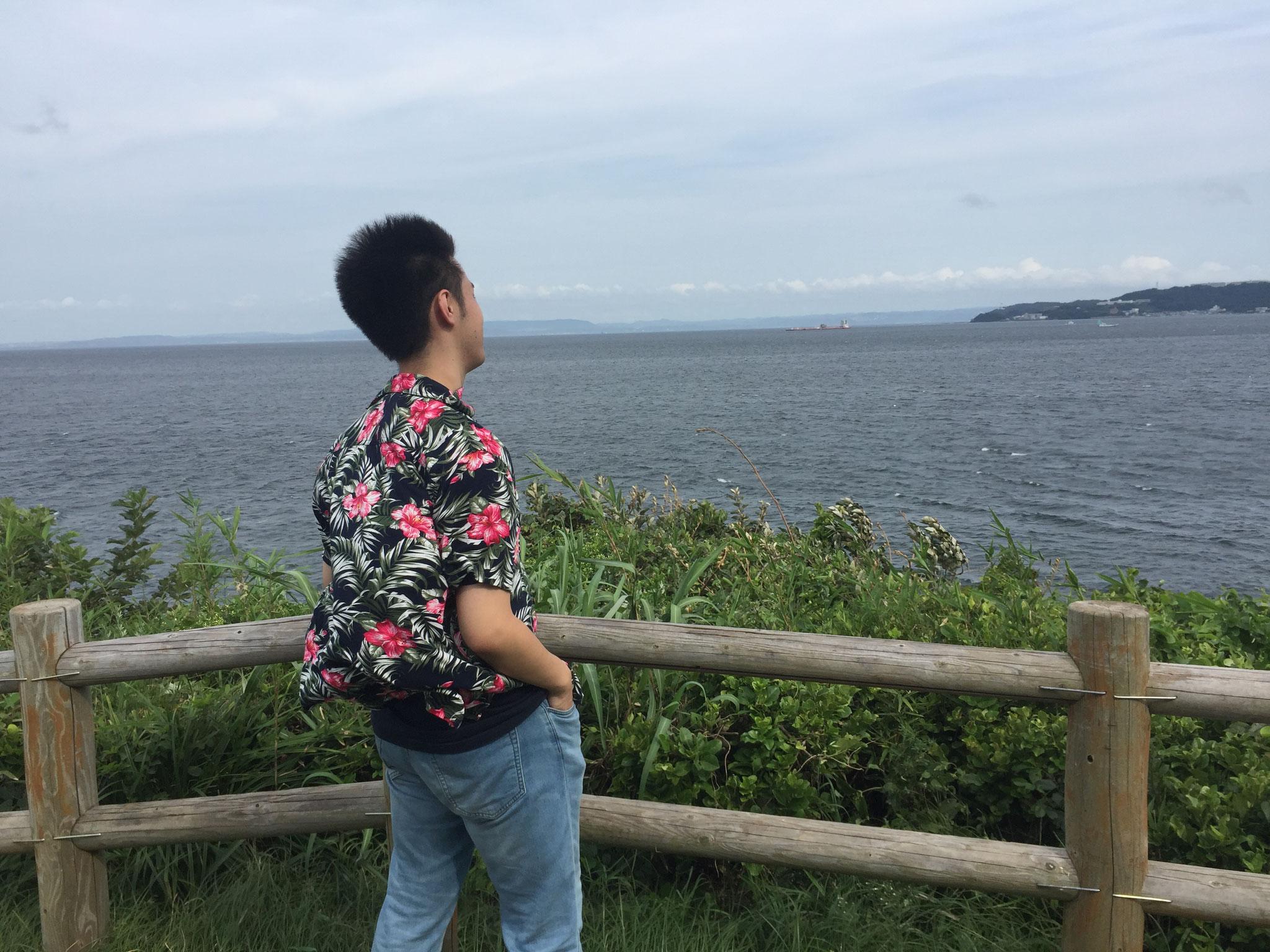 夏合宿にて。海の男「海が俺を呼んでるぜ!」