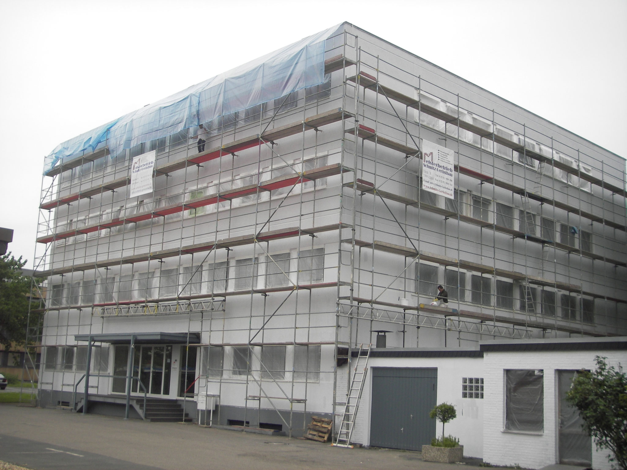 Bürogebäude in Frechen