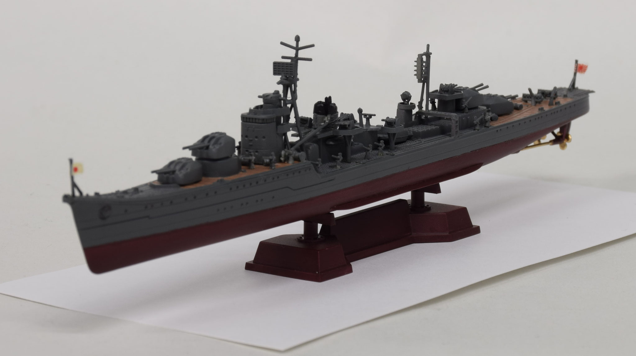 秋月型駆逐艦 初月