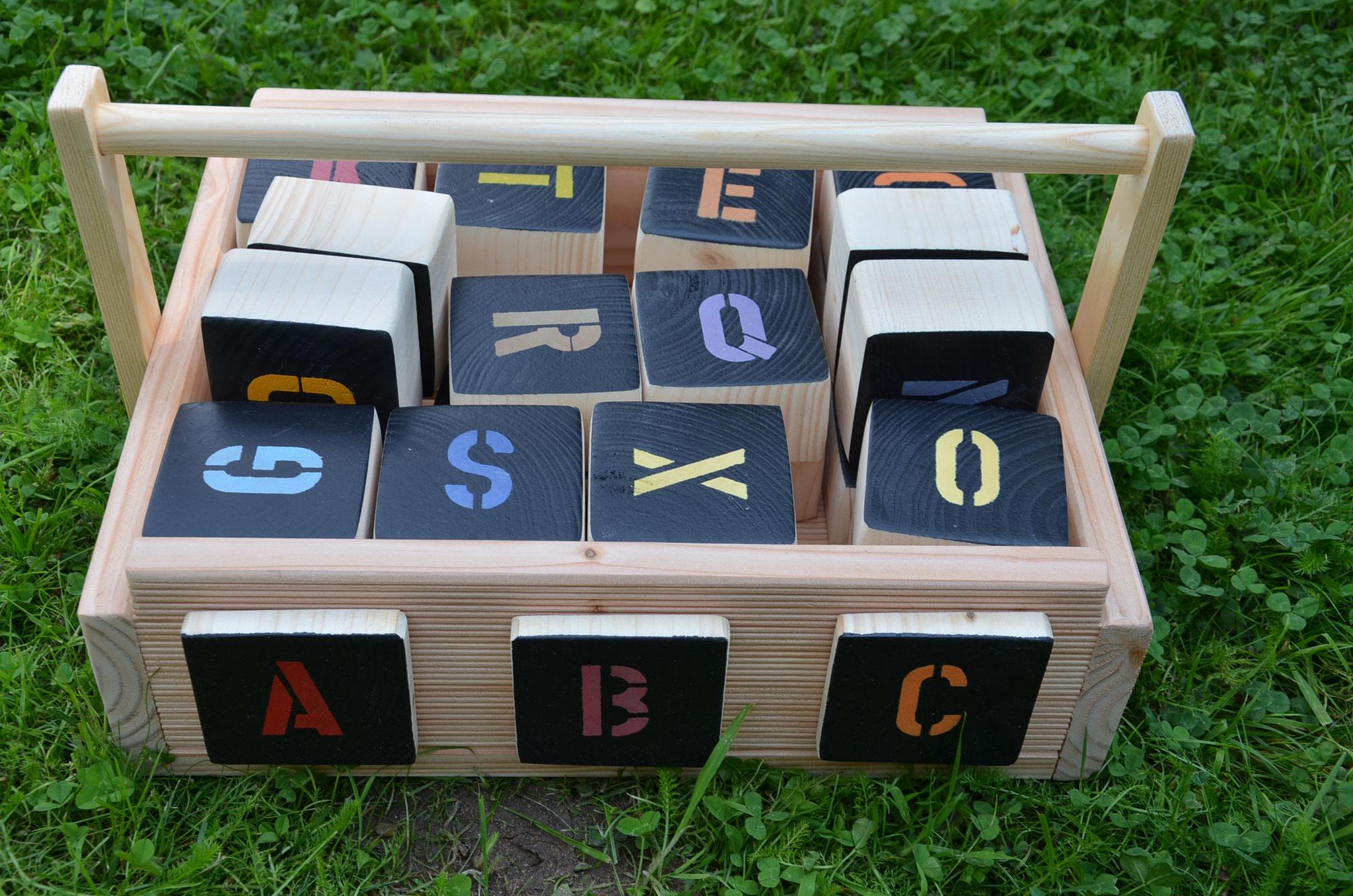 Meine Outdoorspiele: Mein ABC