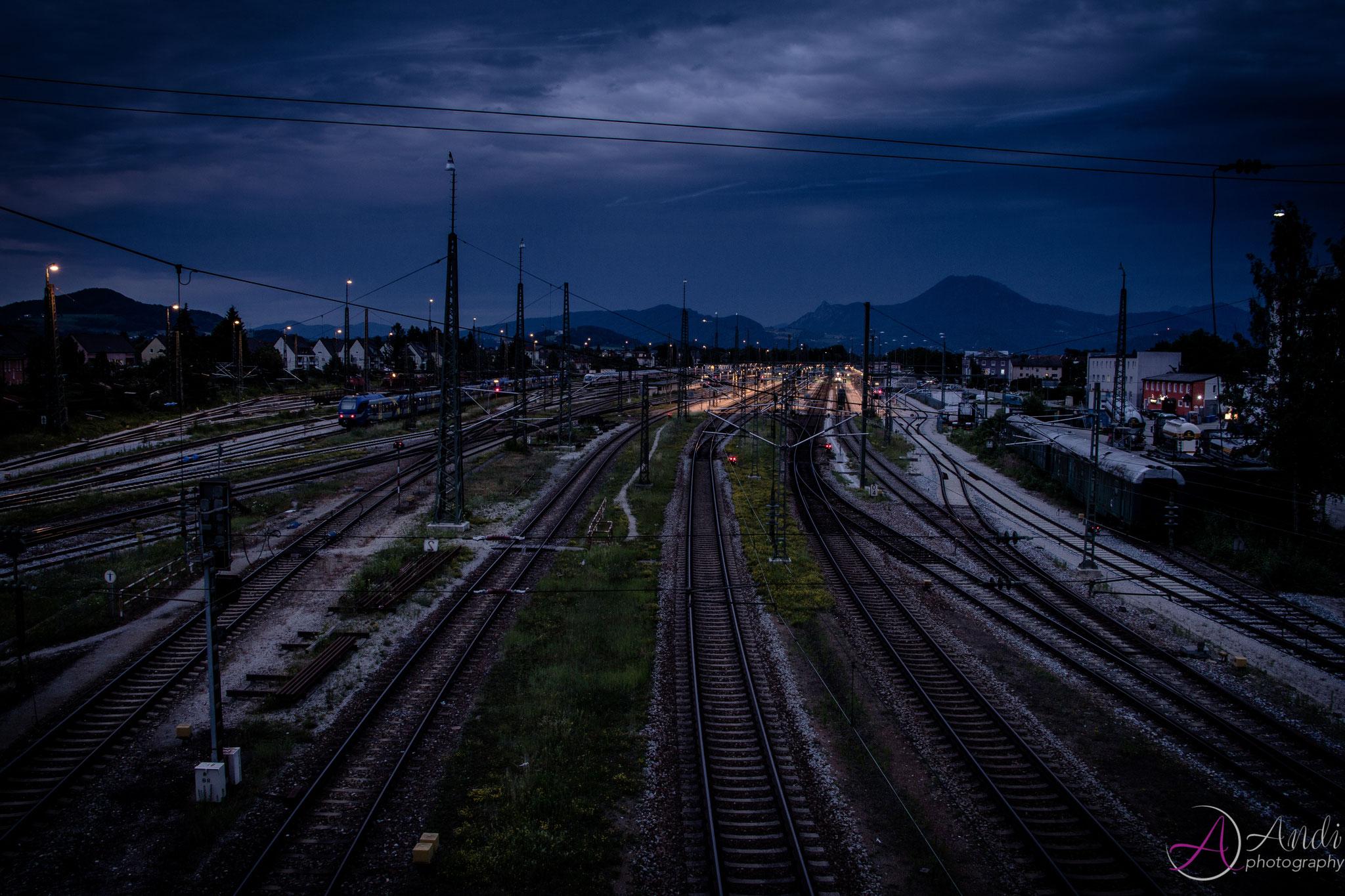 Bahnhof Freilassing