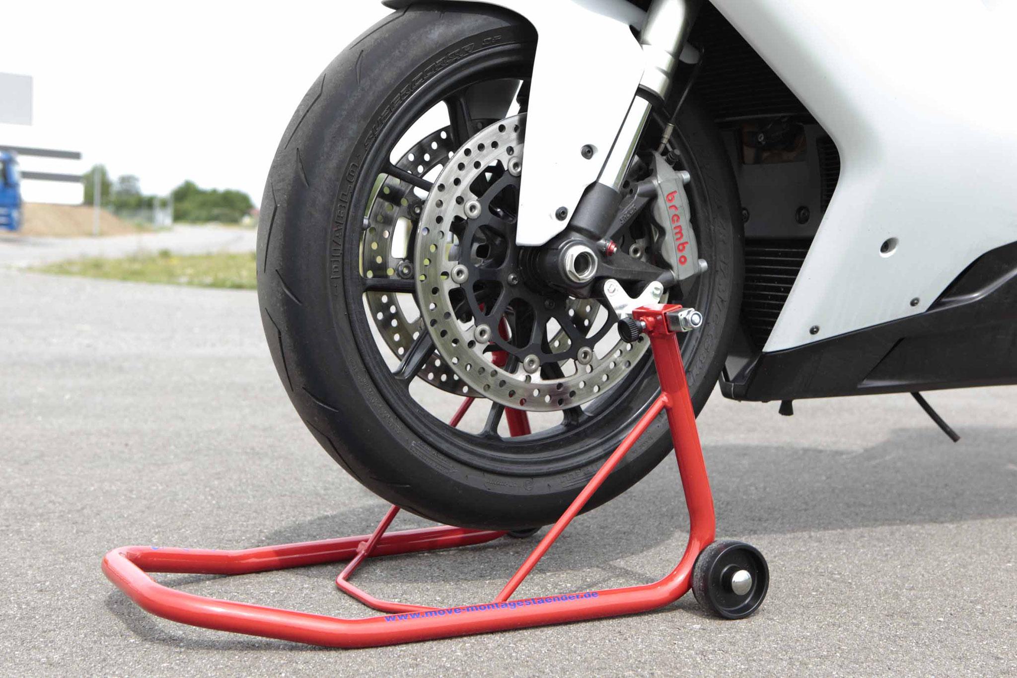 Vorderradständer move Motorradständer