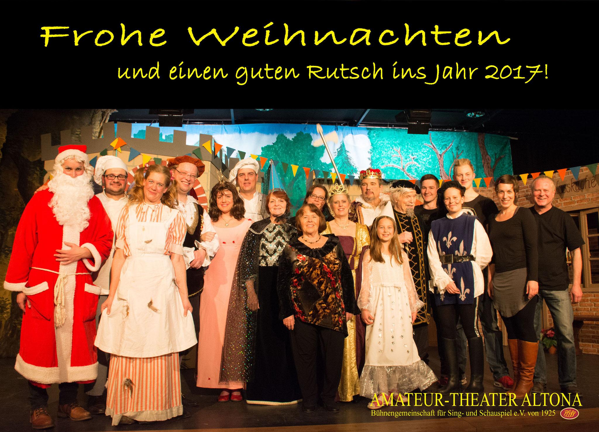 2016 - Dornröschen