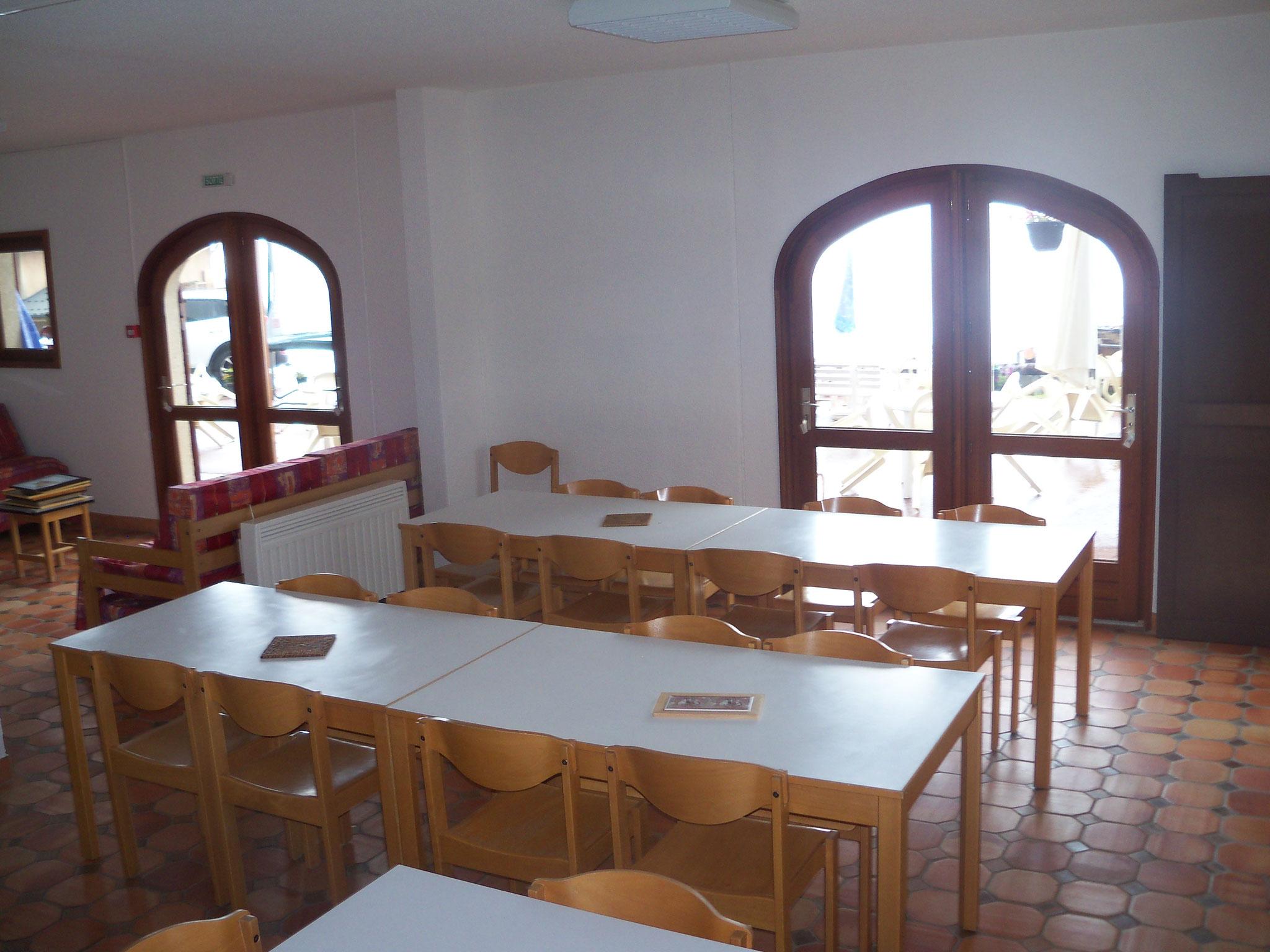 La salle commune