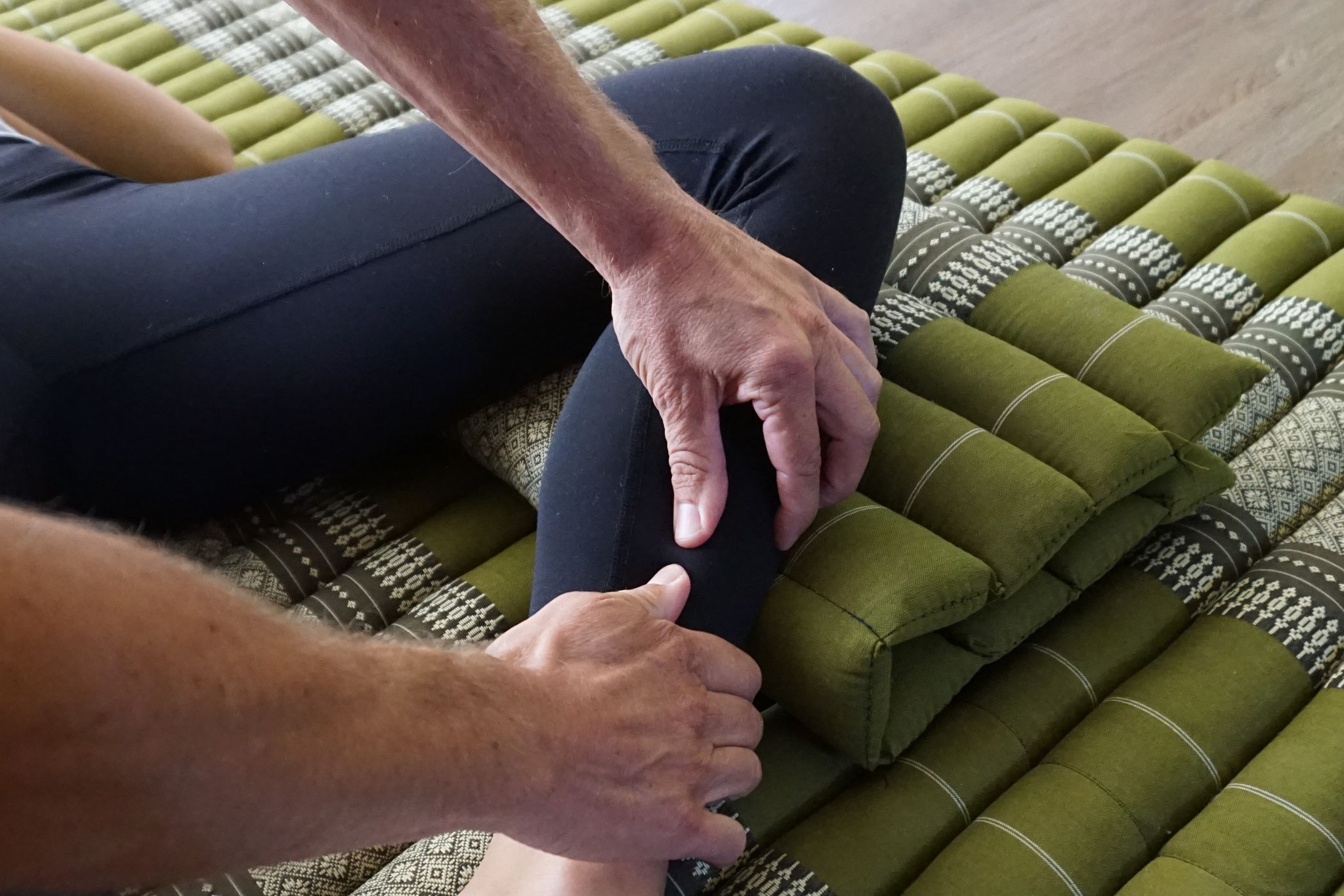 Thai-Yoga Massage