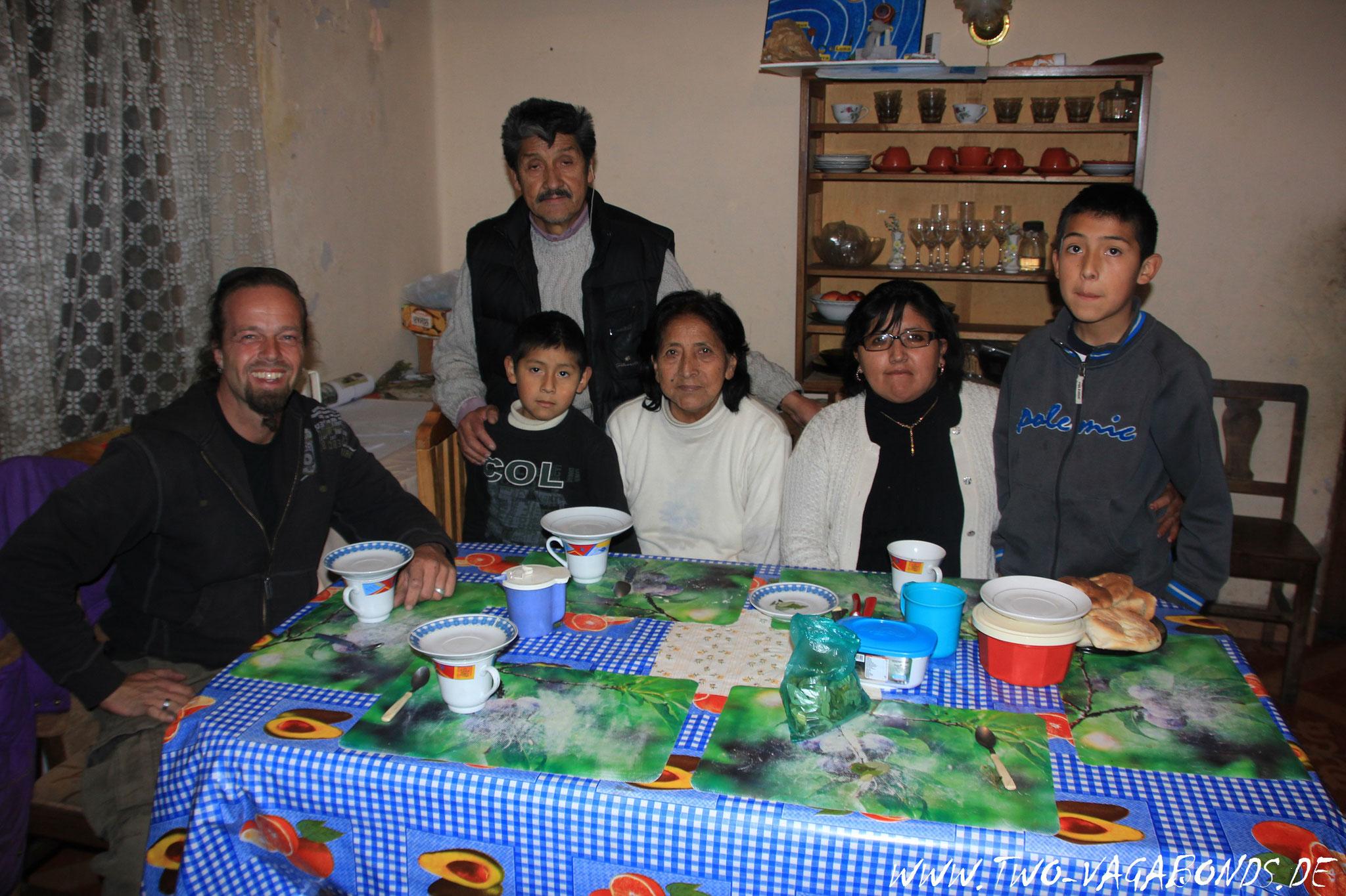 BOLIVIEN 2015 - ZU GAST IN POTOSI