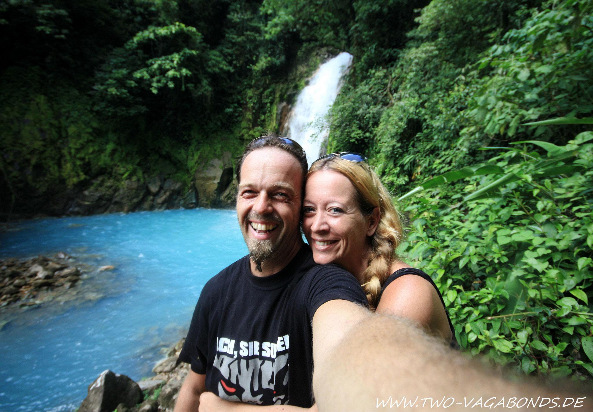 COSTA RICA 2013 - RIO CELESTE