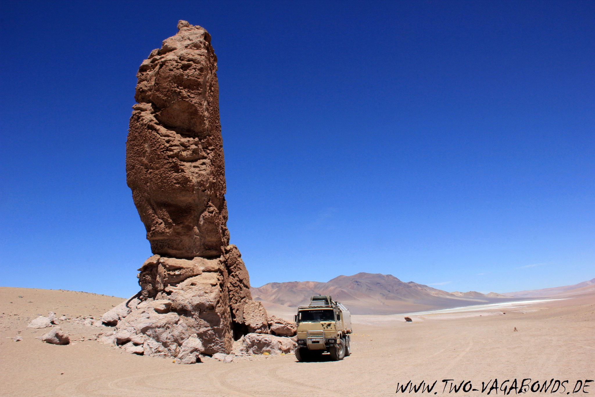 CHILE 2015 / ALTIPLANO - MOIS DE TARA