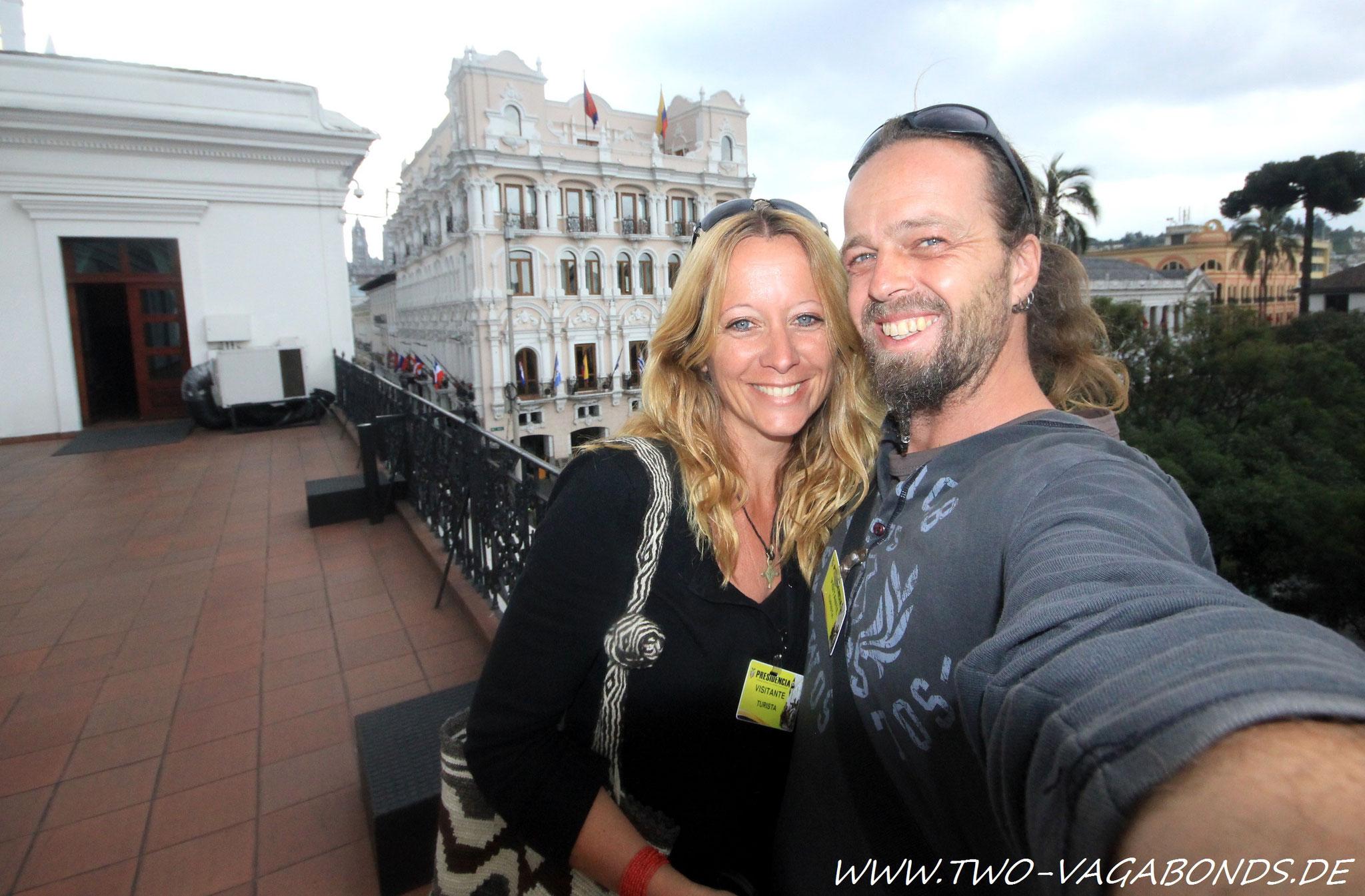 ECUADOR 2014 - QUITO