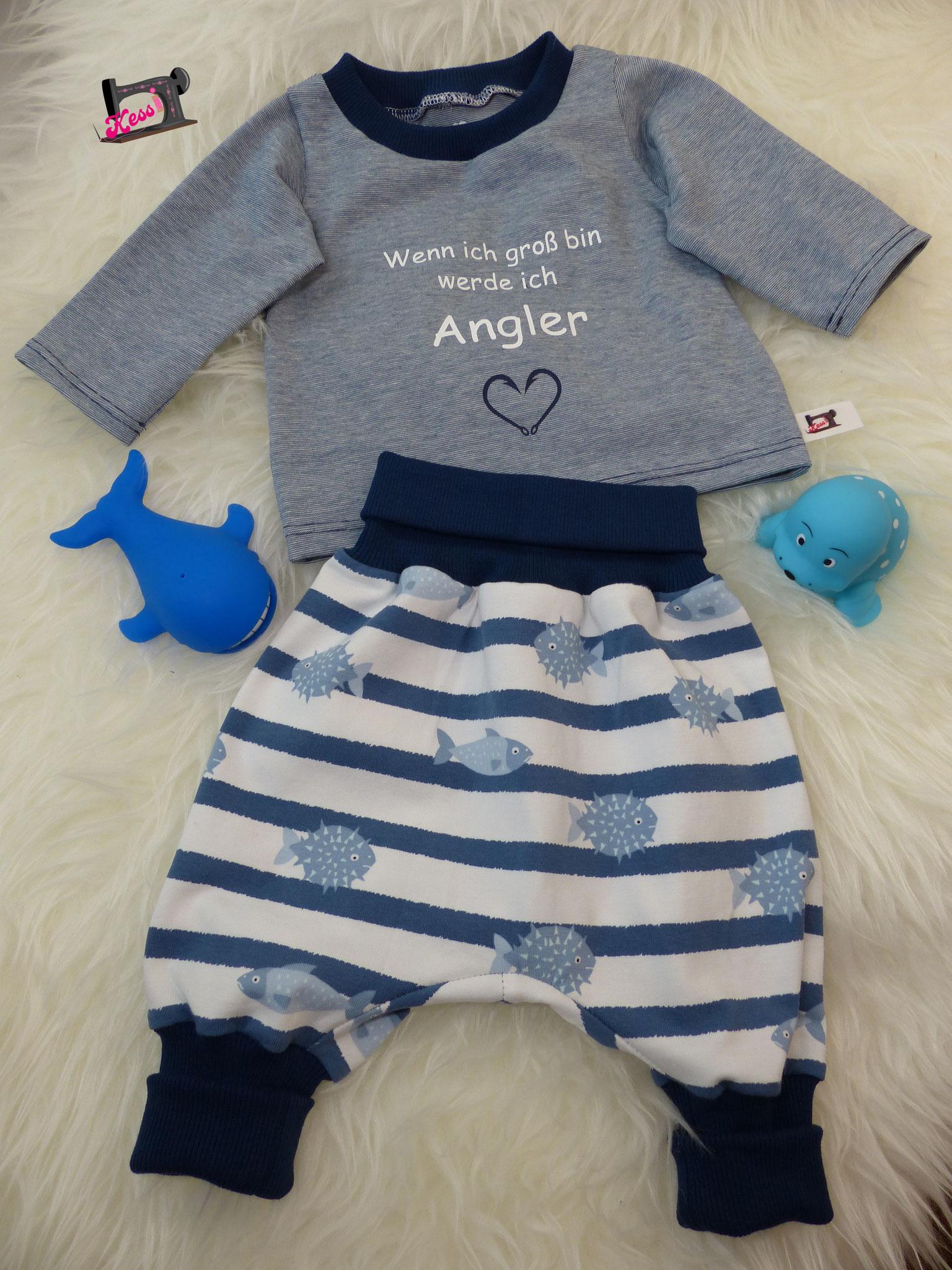 Babyset Angler