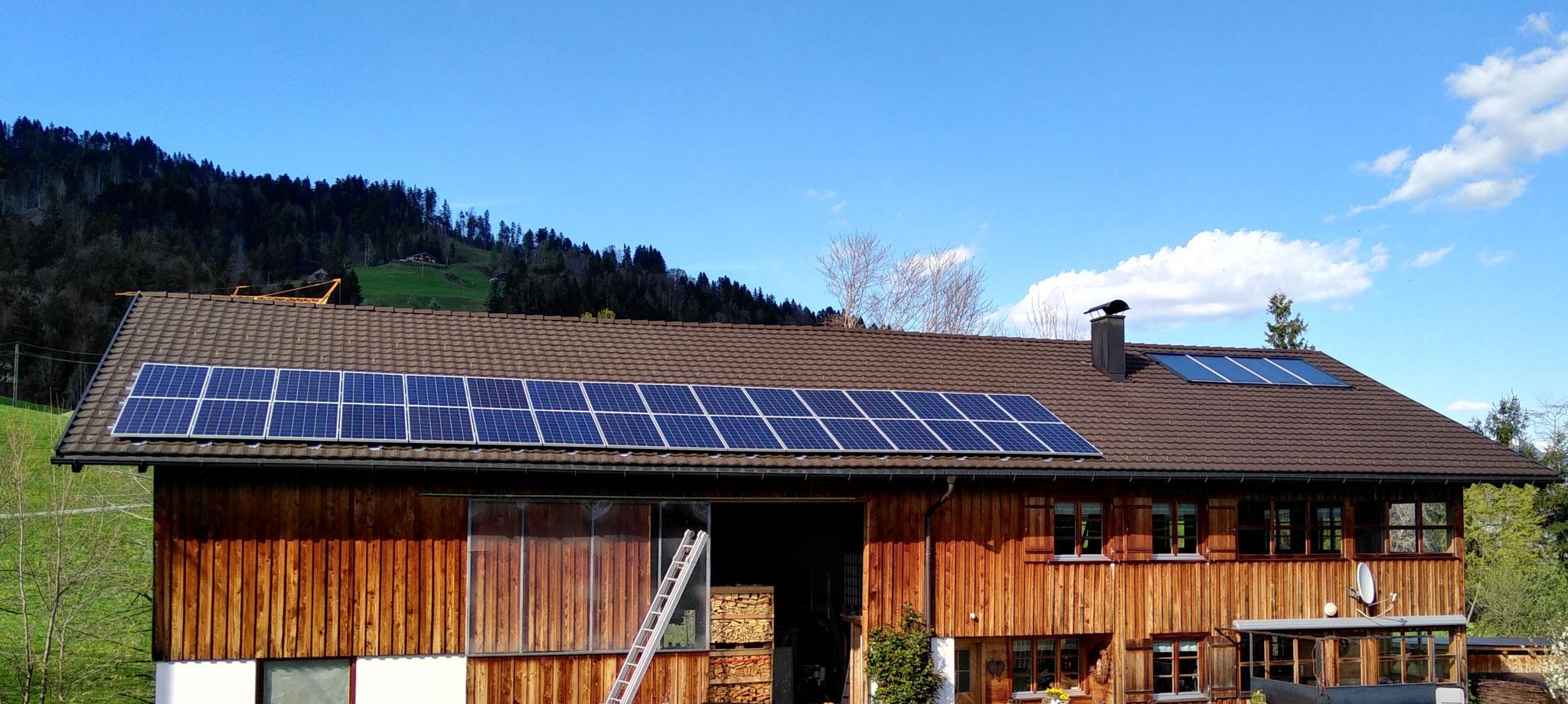 8,32KWp Eurener, Schwarzenberg