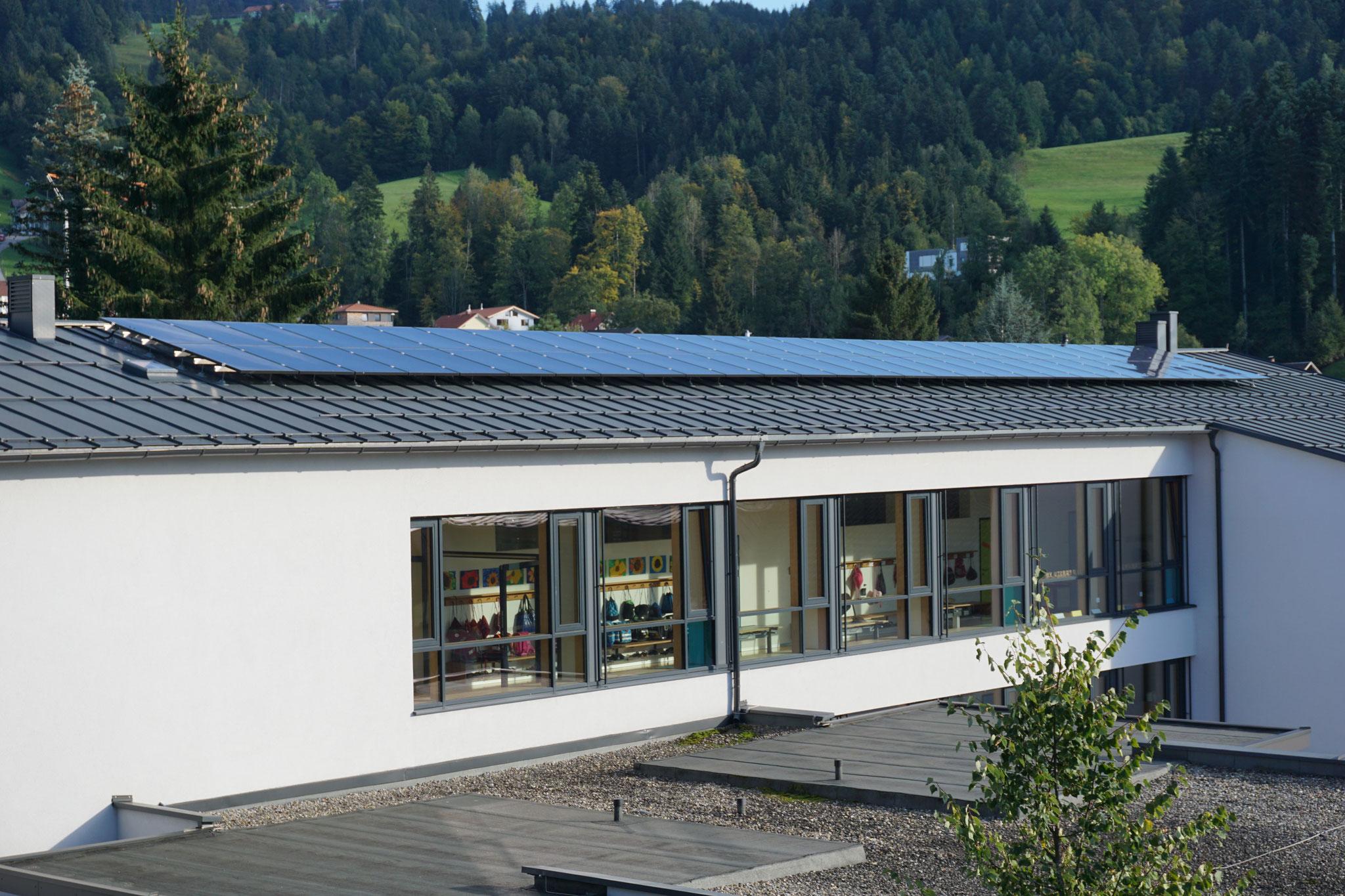 29KWp Solarfabrik, Alberschwende