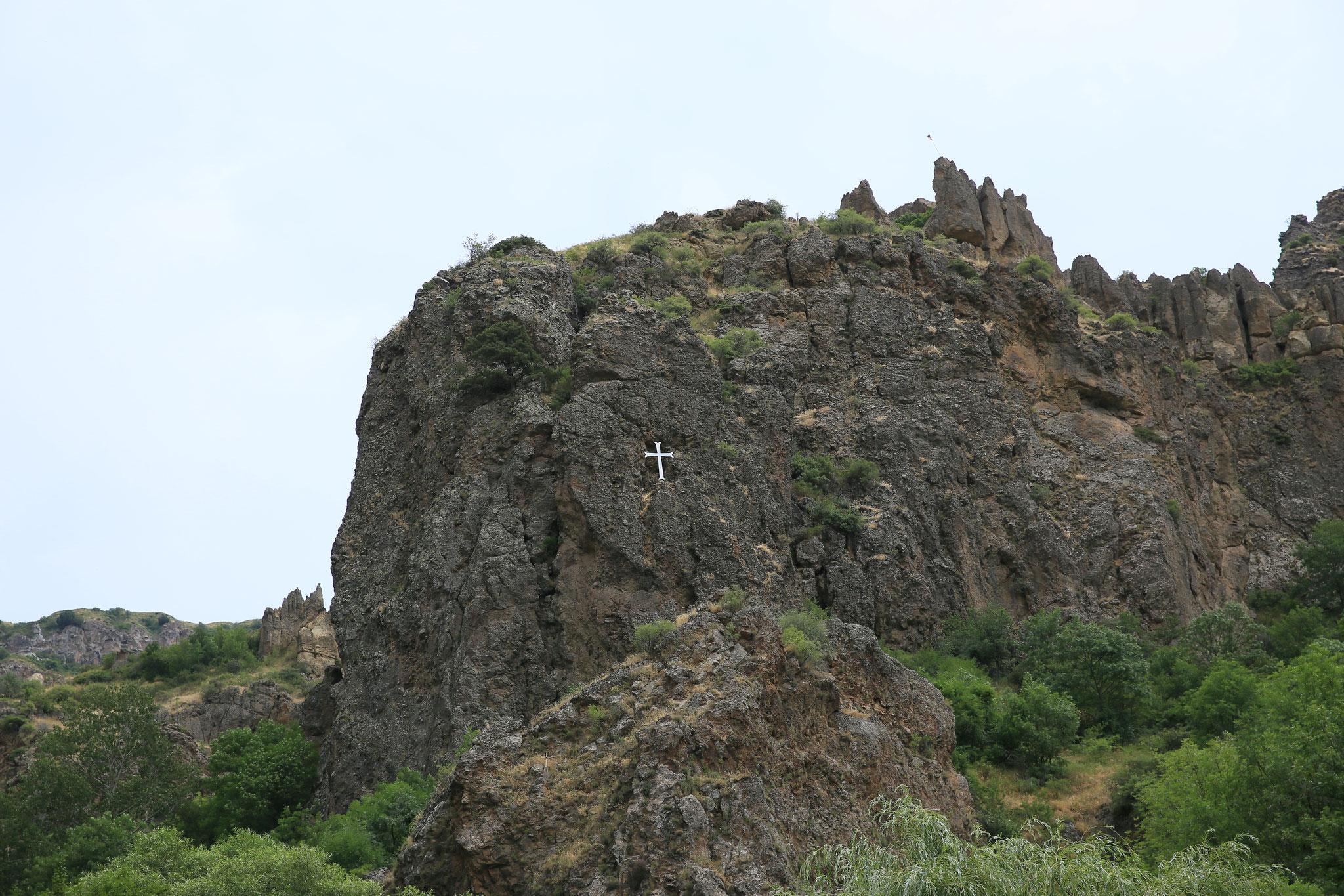 Bei Kloster Gechard