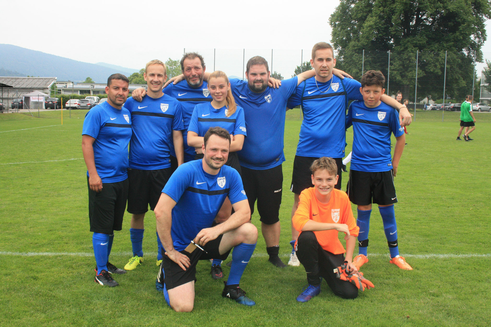 FC Olten Junioren Trainer