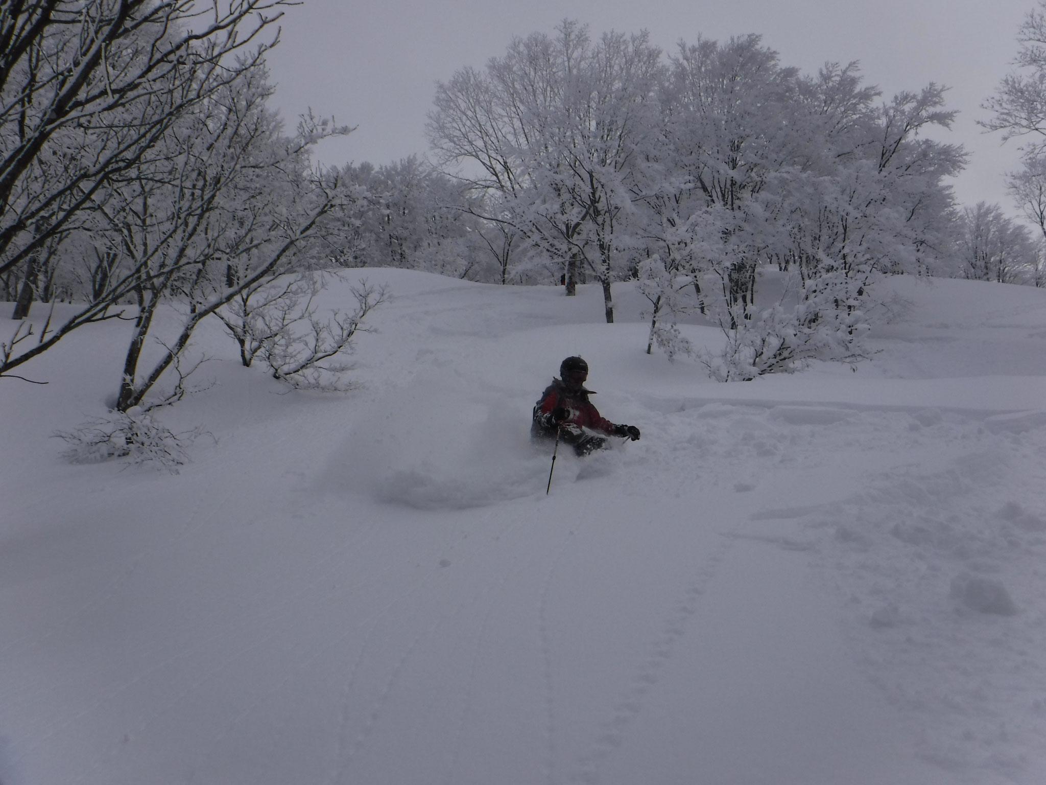 14:10 重い深雪