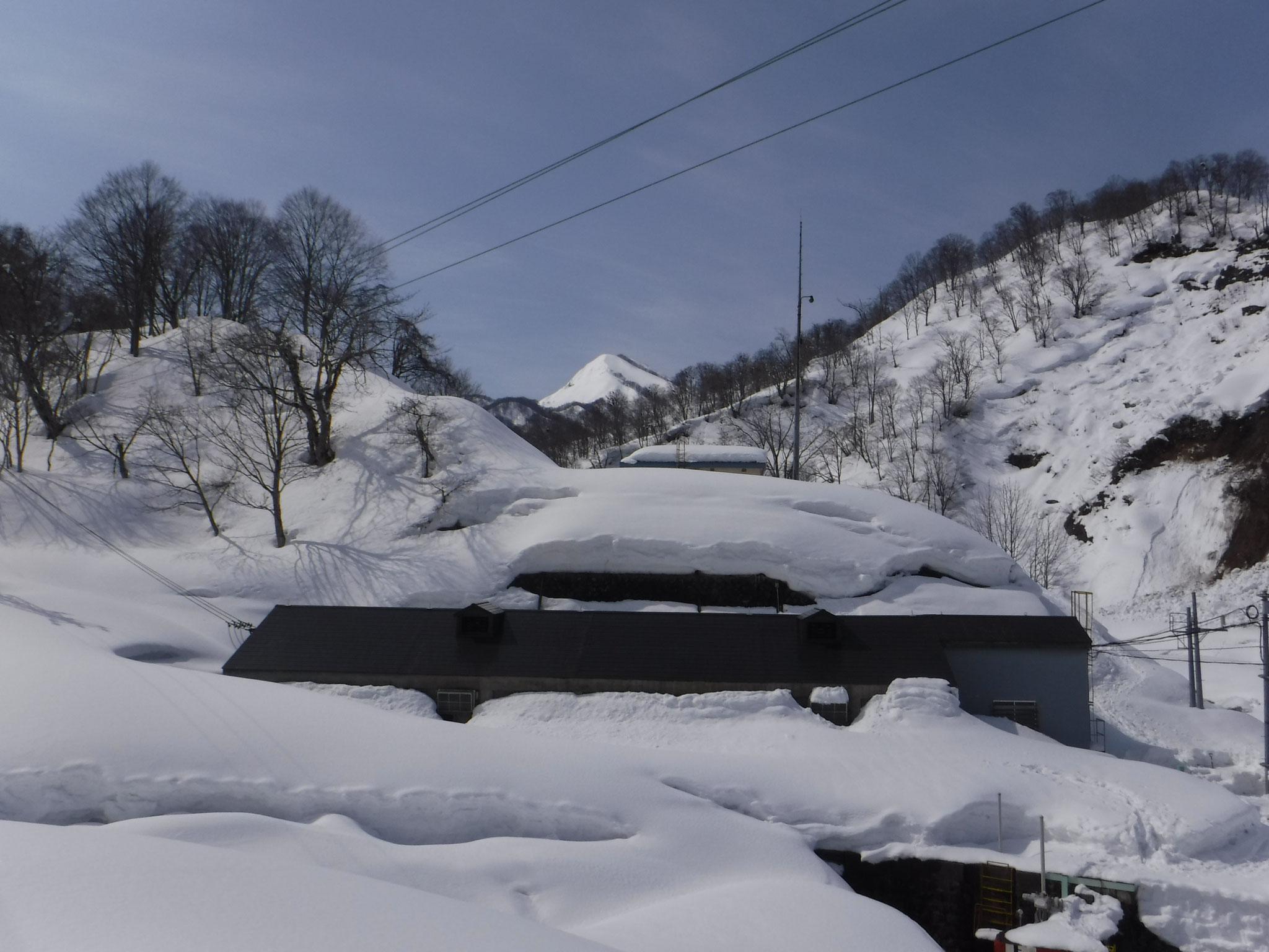 矢代川第三発電所 600m 12:40