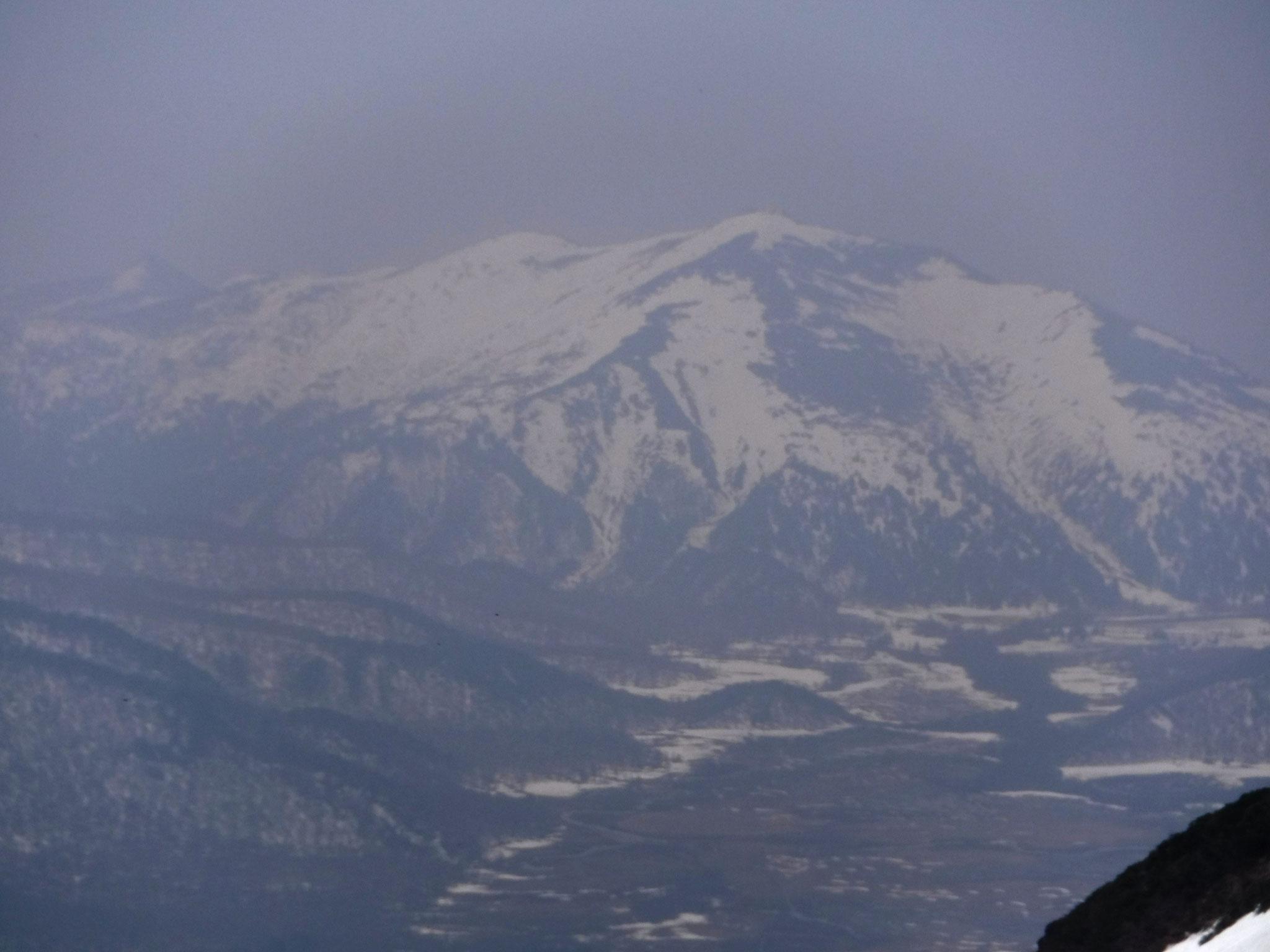 11:50 燧ケ岳からの至仏山