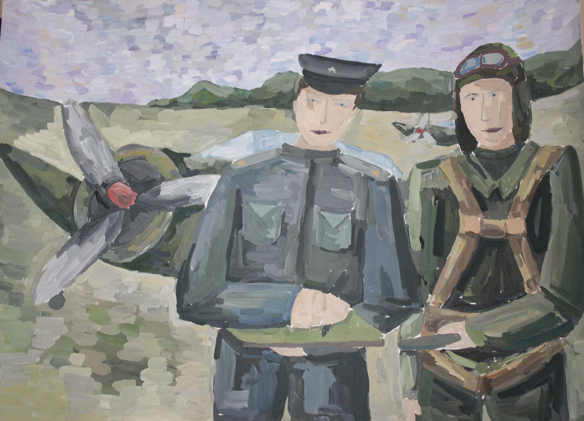 Автор - Попова Ангелина, выпуск 2015 года, пр. Комарова Н.В.