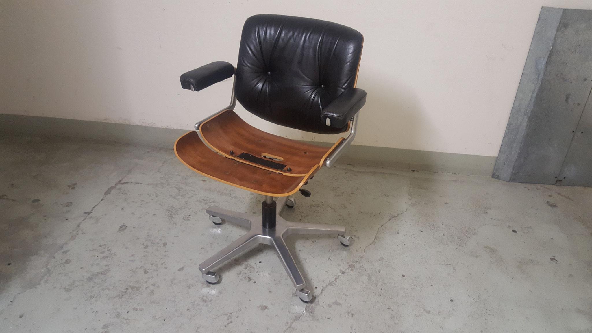 Bürostuhl restauriert