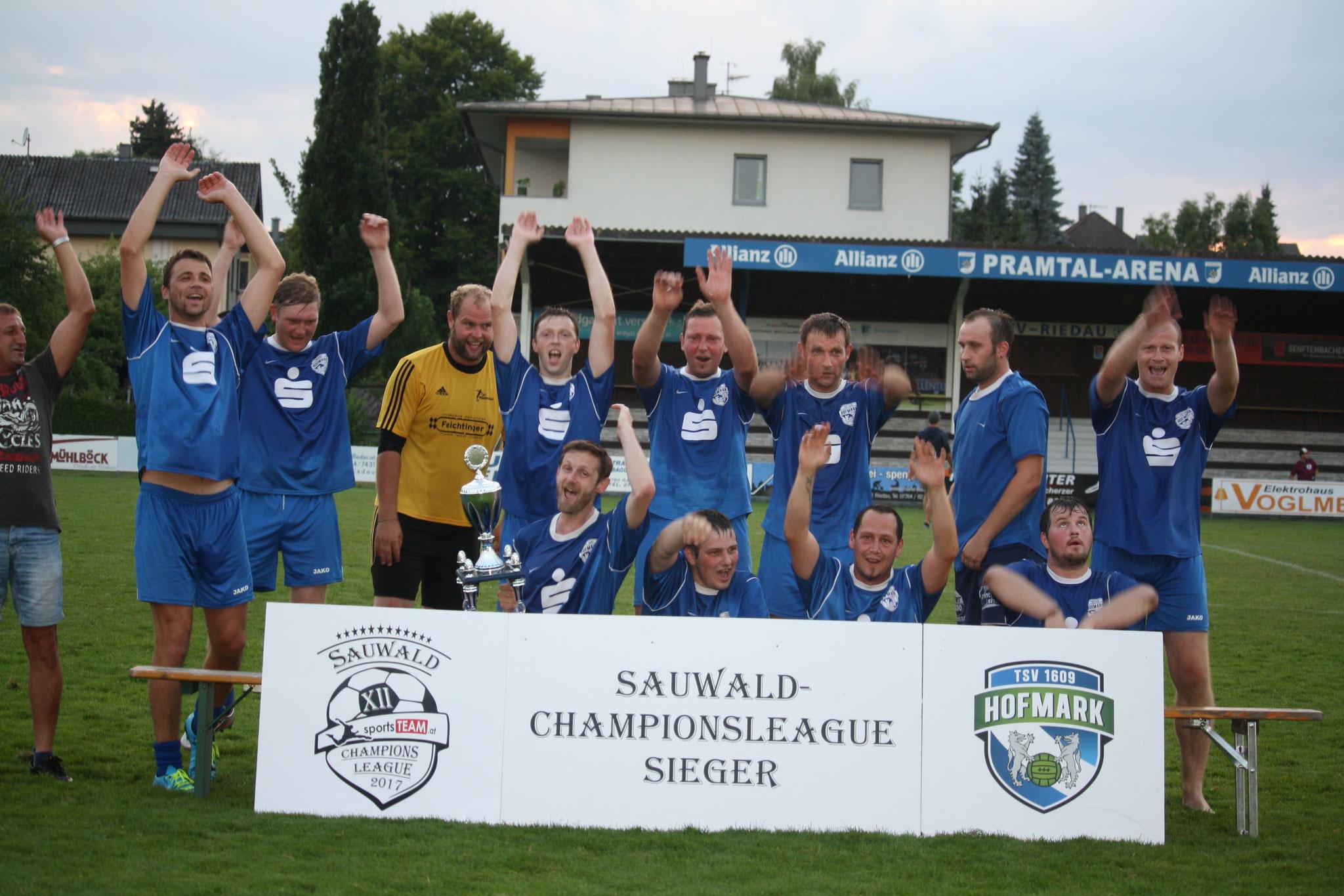 Champion 2017 - TSV 1609 Hofmark
