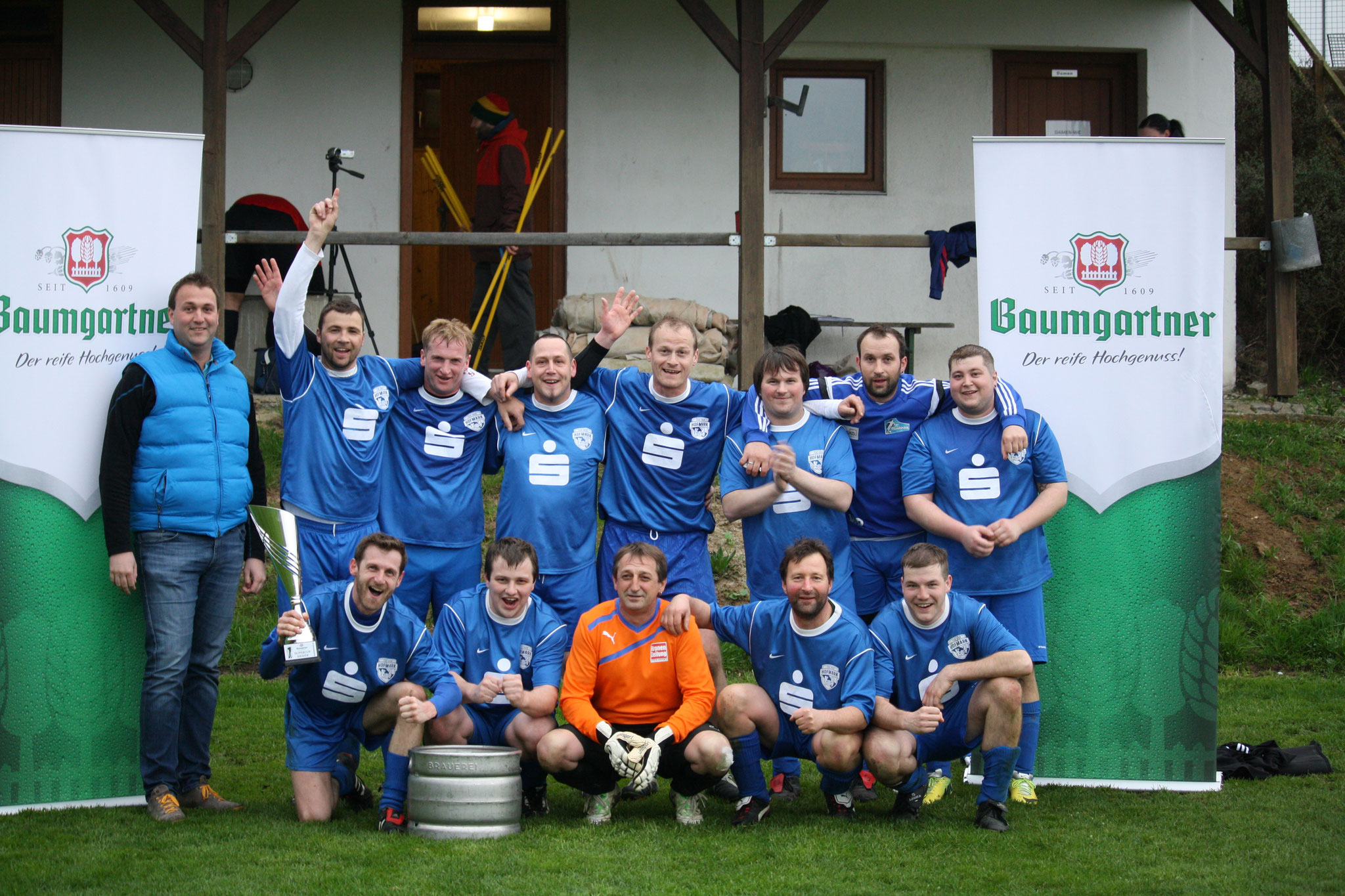 Supercup Champion 2016 - TSV 1609 Hofmark