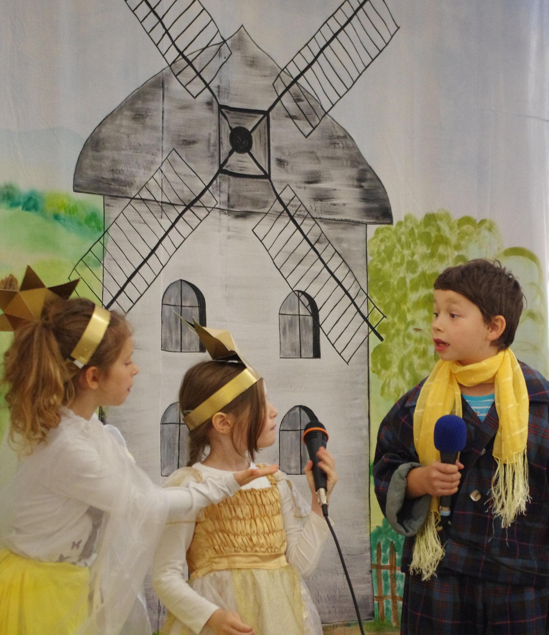 Der kleine Prinz und die Sterne - Uraufführung Hildburghausen