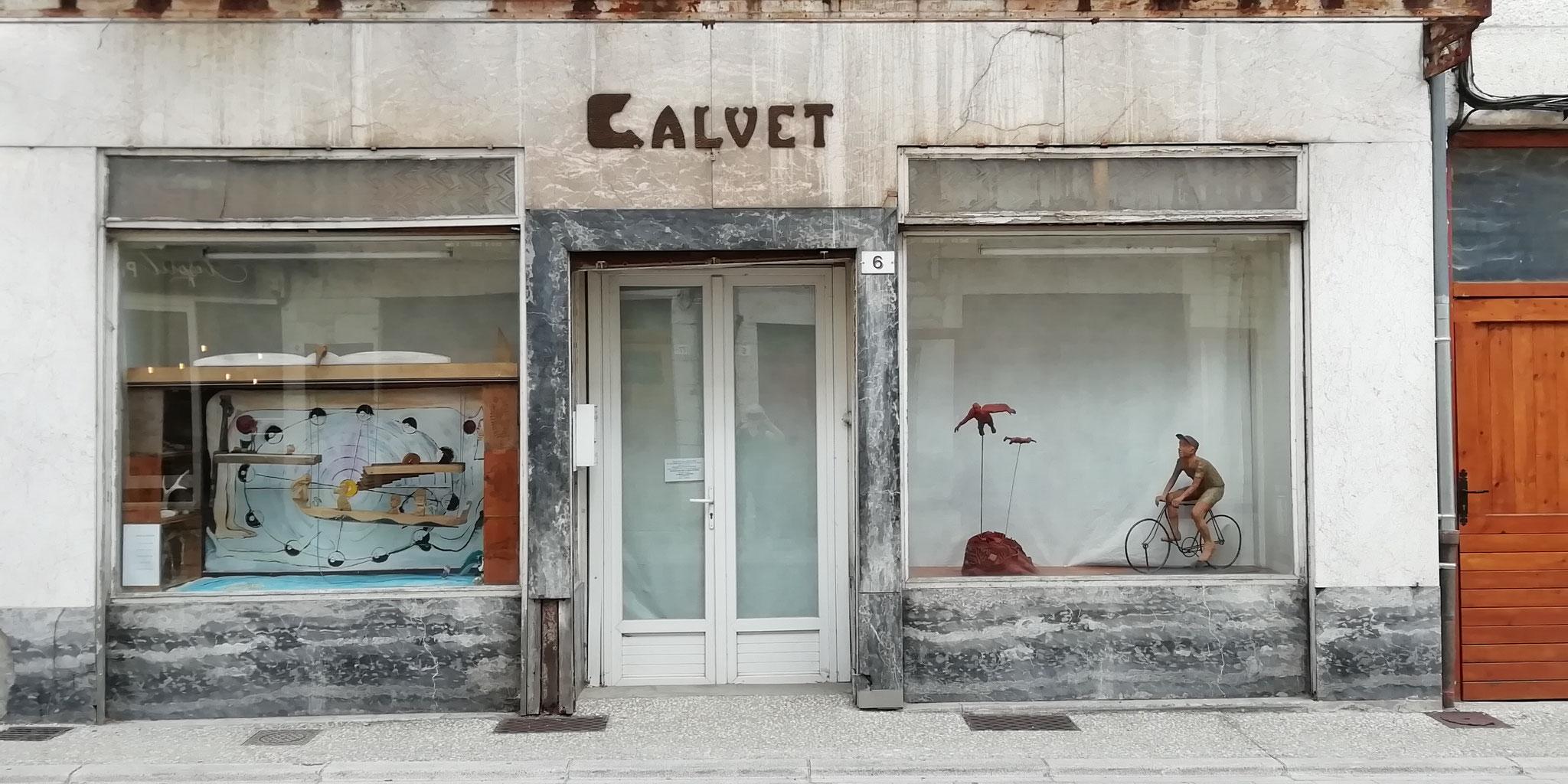 CHARLIE CARTER ET LAURE GAUDEBERT