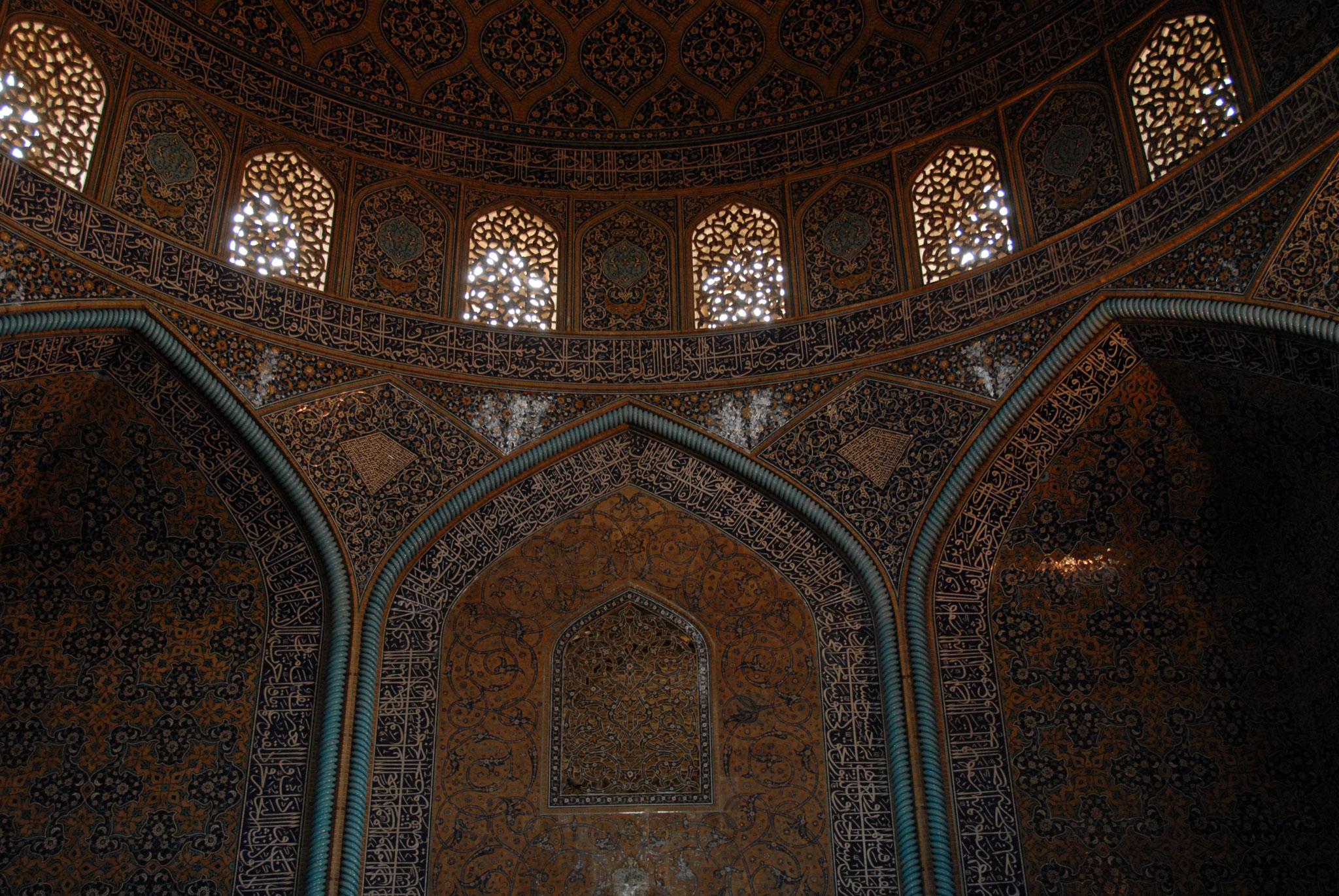 Isfahan, Lutfullah-Moschee, Iran