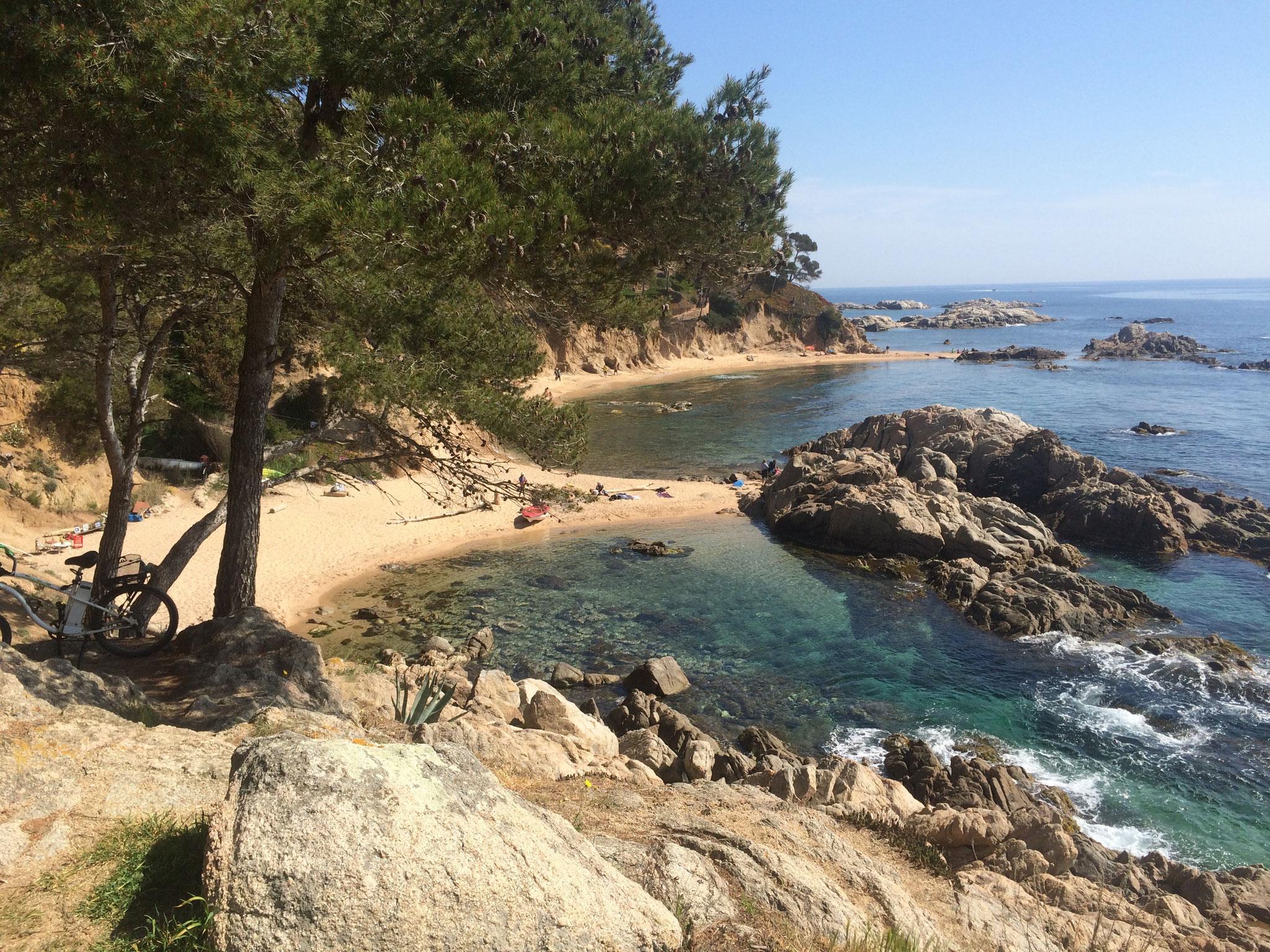 Costa Brava view