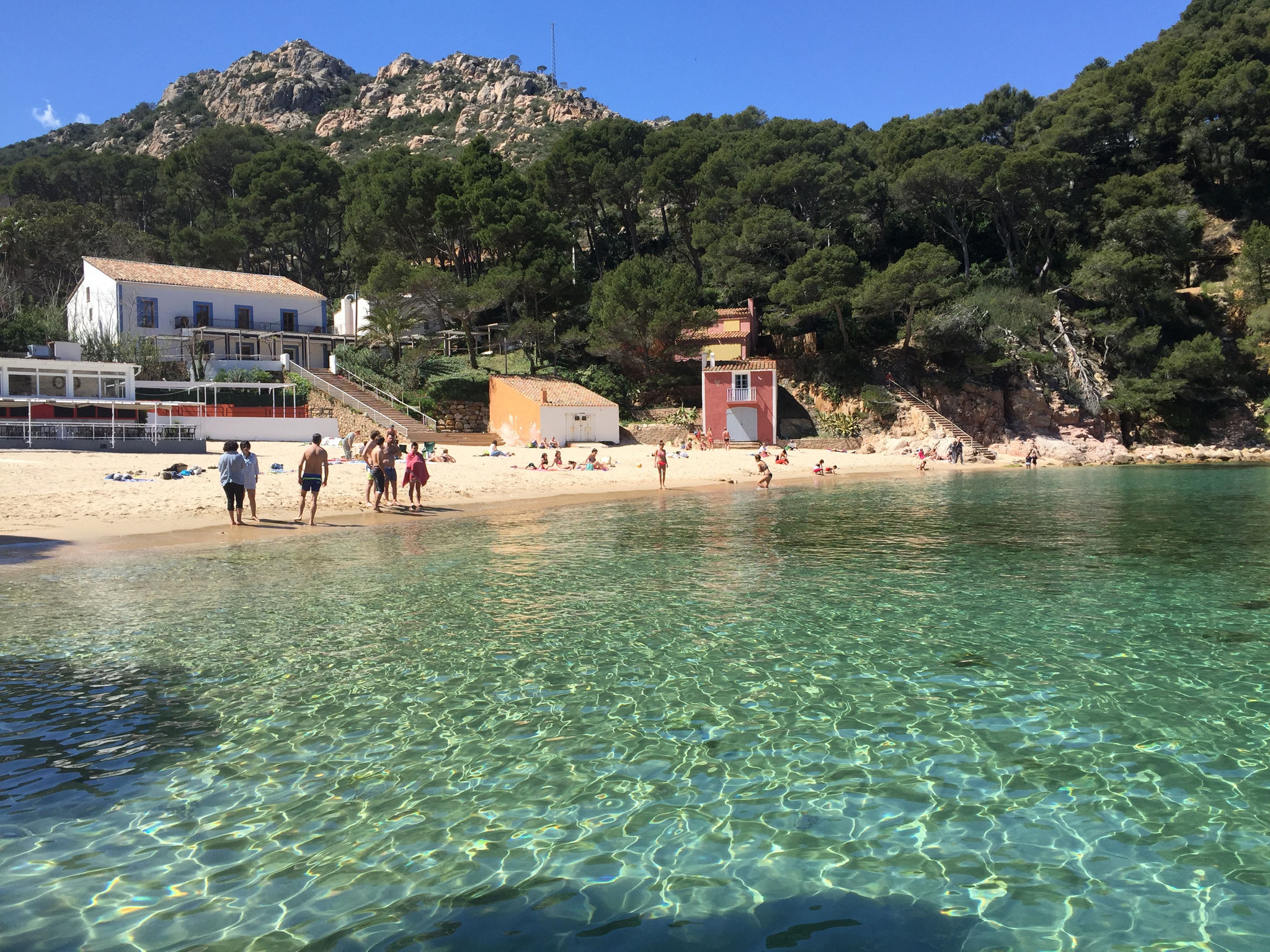 Aiguablava (One of the 8 beaches of Begur)