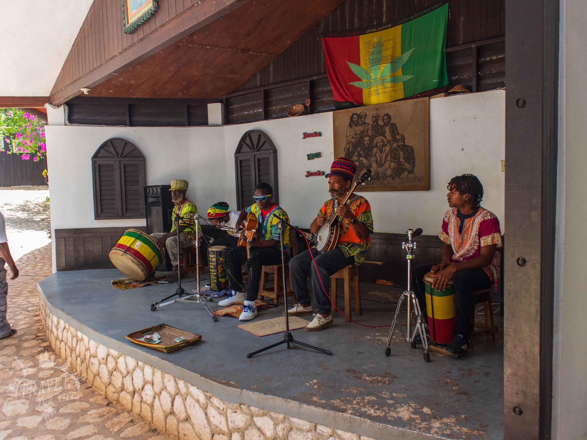 Die unmotivierteste Reggae Band der Welt