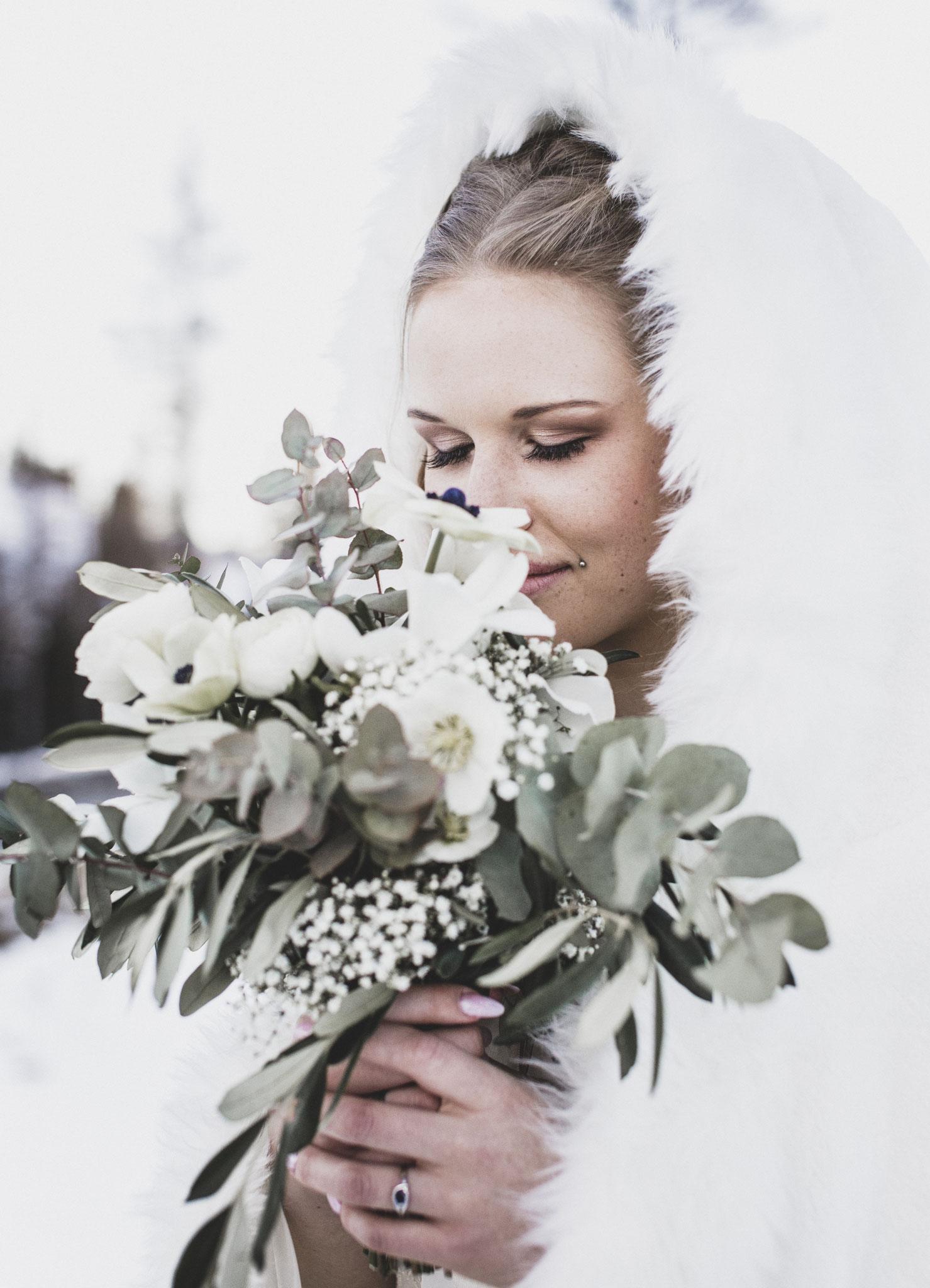 Nadine & Marcel  - Winter Wedding, Hotel Pierer