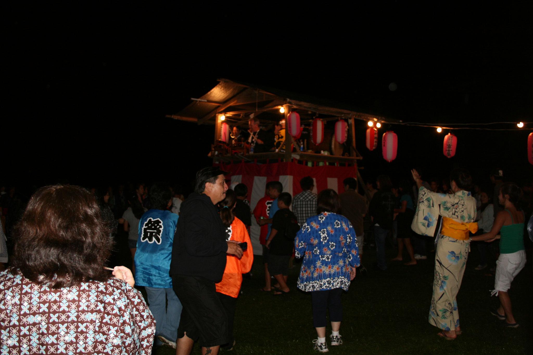 ハワイの名物となったボンダンス
